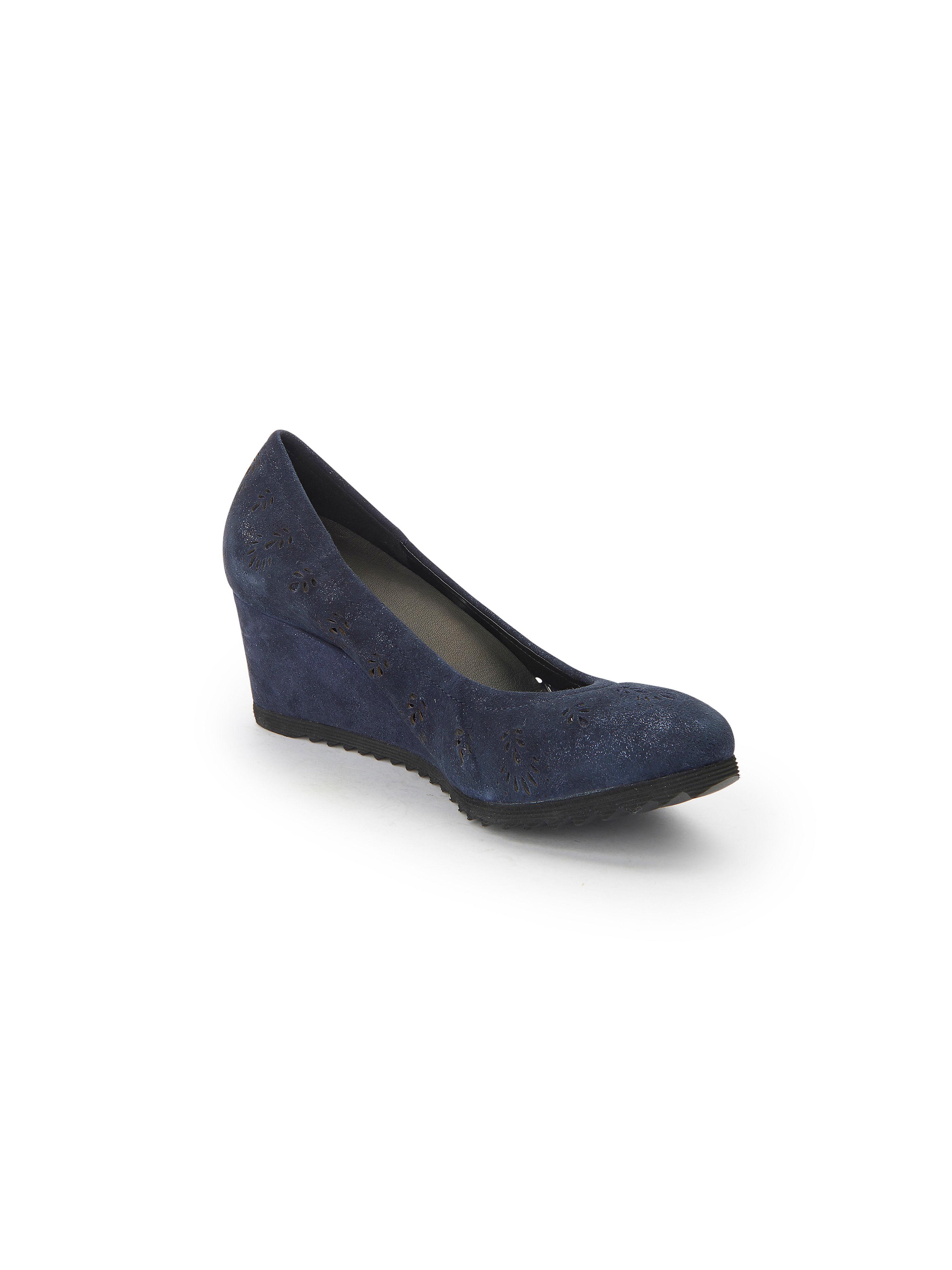 Gerry Weber - Pumps aus 100% Leder - Marine Gute Qualität beliebte Schuhe