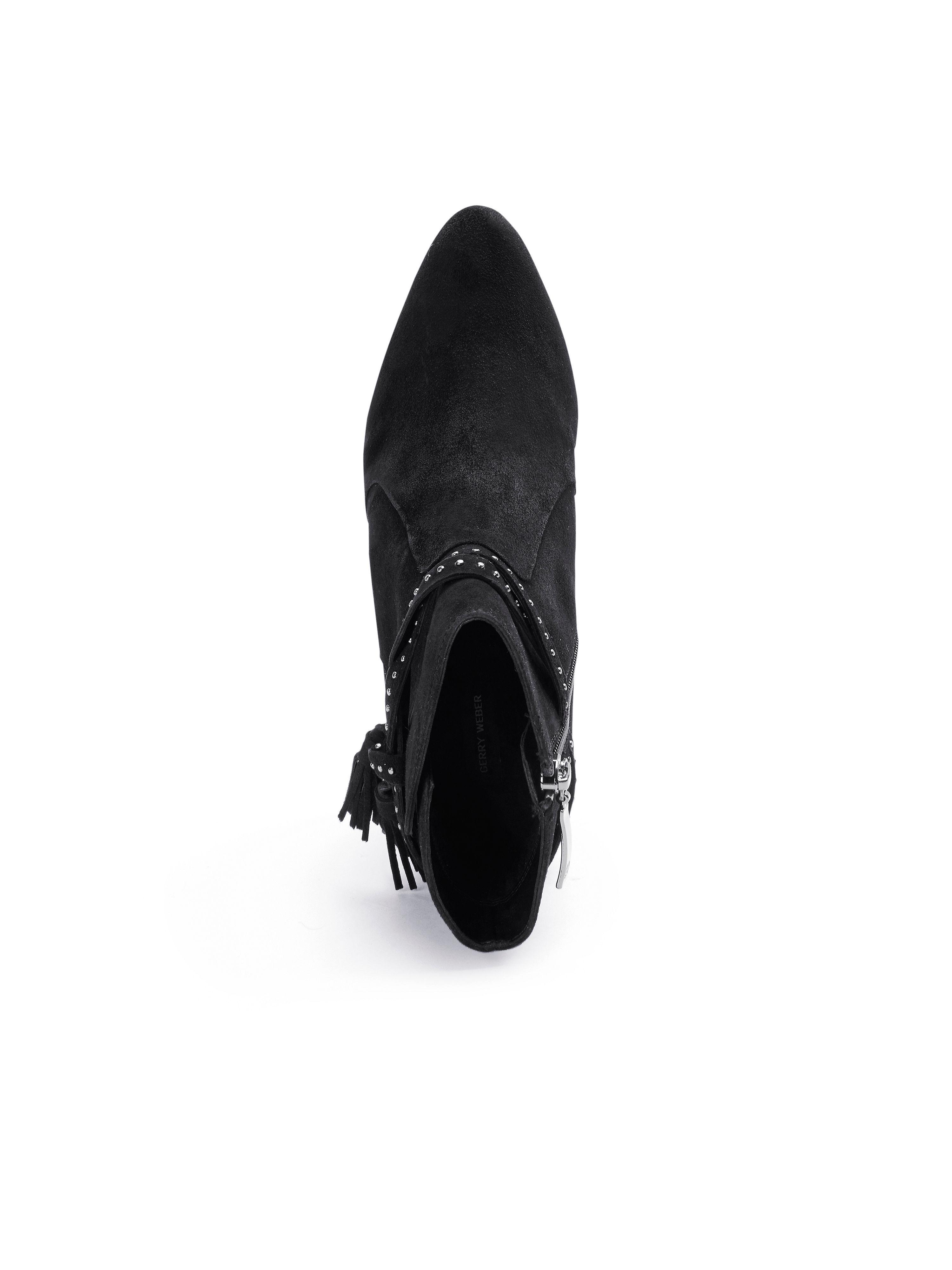 Gerry Weber Gute - Stiefelette LENA - Schwarz Gute Weber Qualität beliebte Schuhe 1ff07d