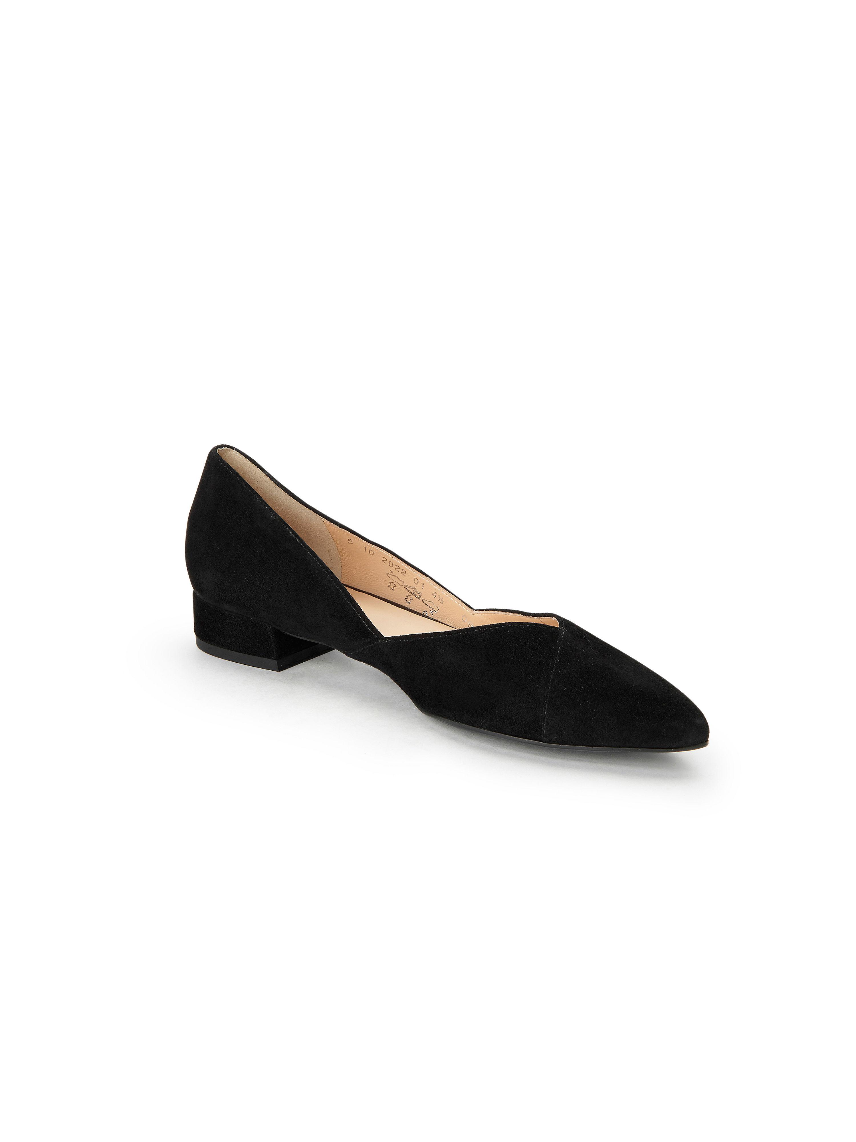 Högl - Ballerina aus 100% Leder - Schwarz Gute Qualität beliebte Schuhe