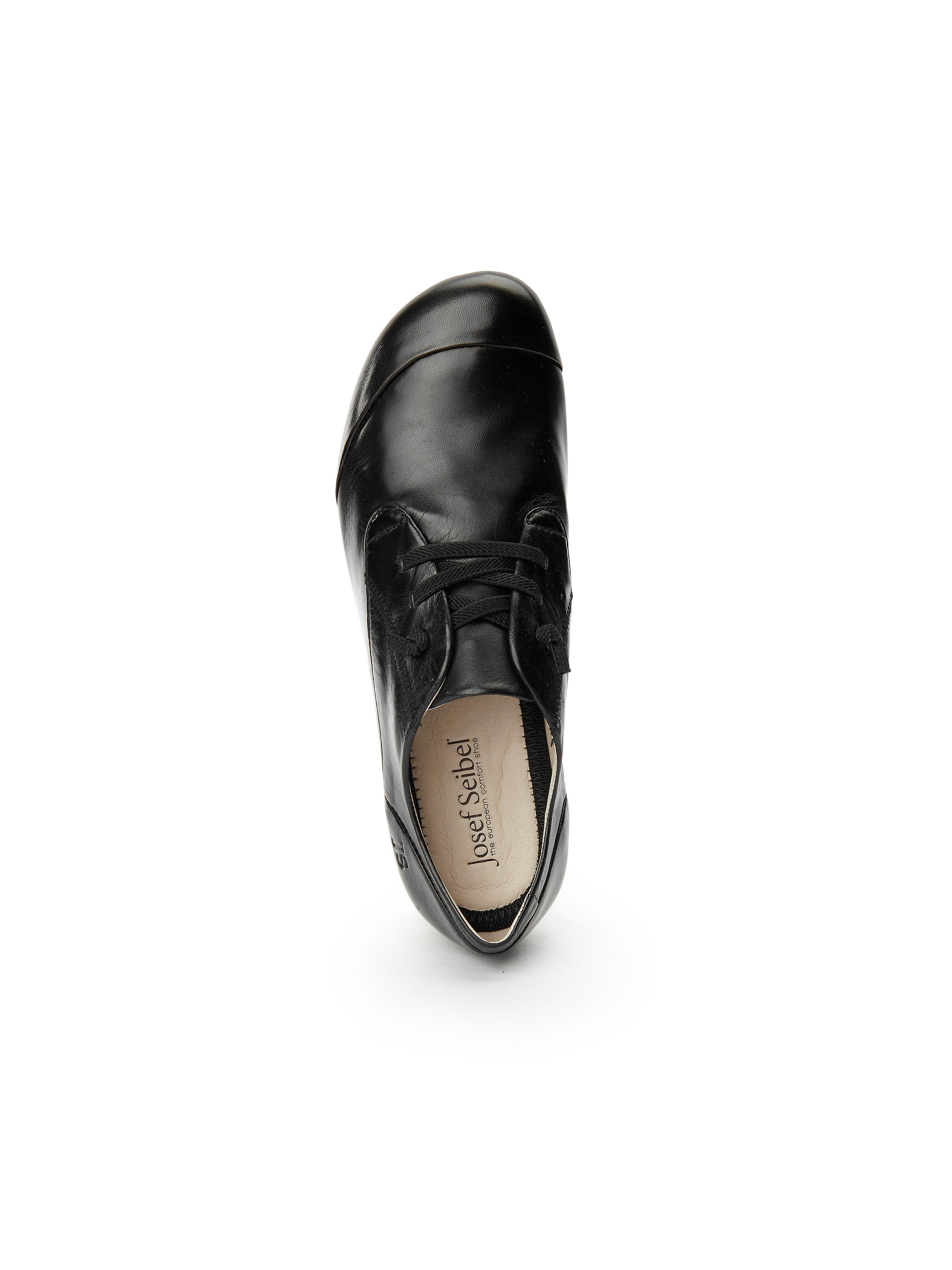 Josef Seibel - Schnürer aus 100% Leder - Schuhe Schwarz Gute Qualität beliebte Schuhe - 5734ae