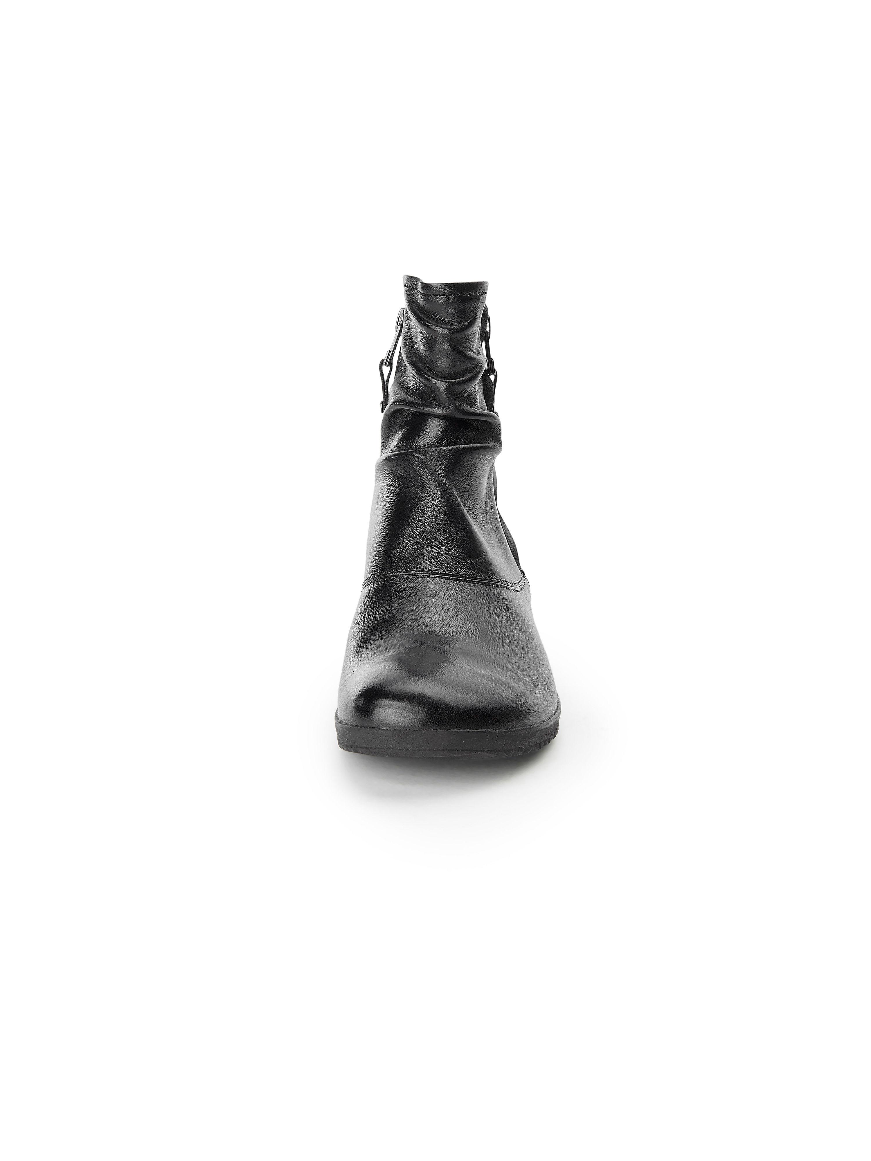 Josef Seibel - Stiefelette aus aus aus 100% Leder - Schwarz Gute Qualität beliebte Schuhe 60c66f