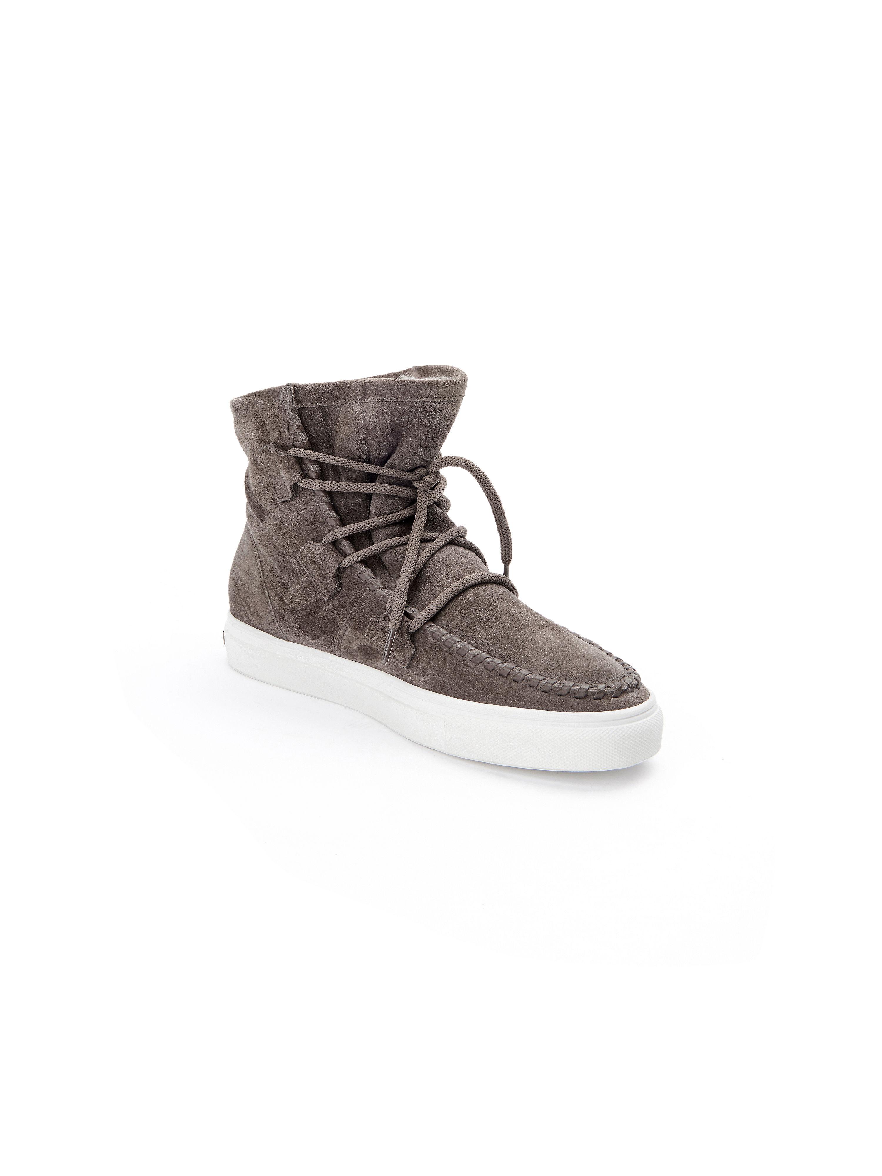 """Kennel & Schmenger - Stiefelette """"Basket"""" - Dunkeltaupe Gute Qualität beliebte Schuhe"""