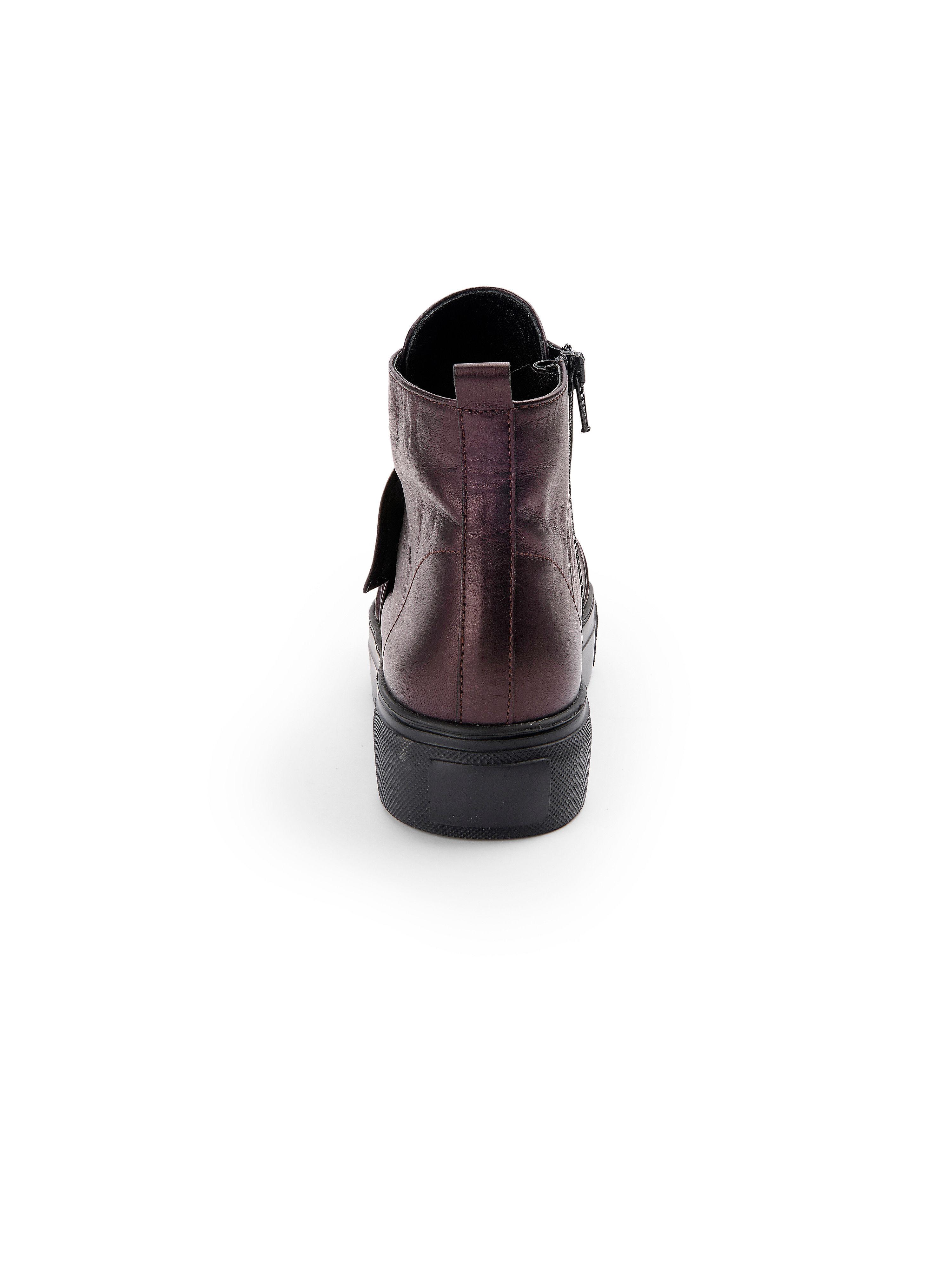 Kennel & Schmenger - Stiefelette BIG beliebte - Weinrot-Metallic Gute Qualität beliebte BIG Schuhe 7b6eca