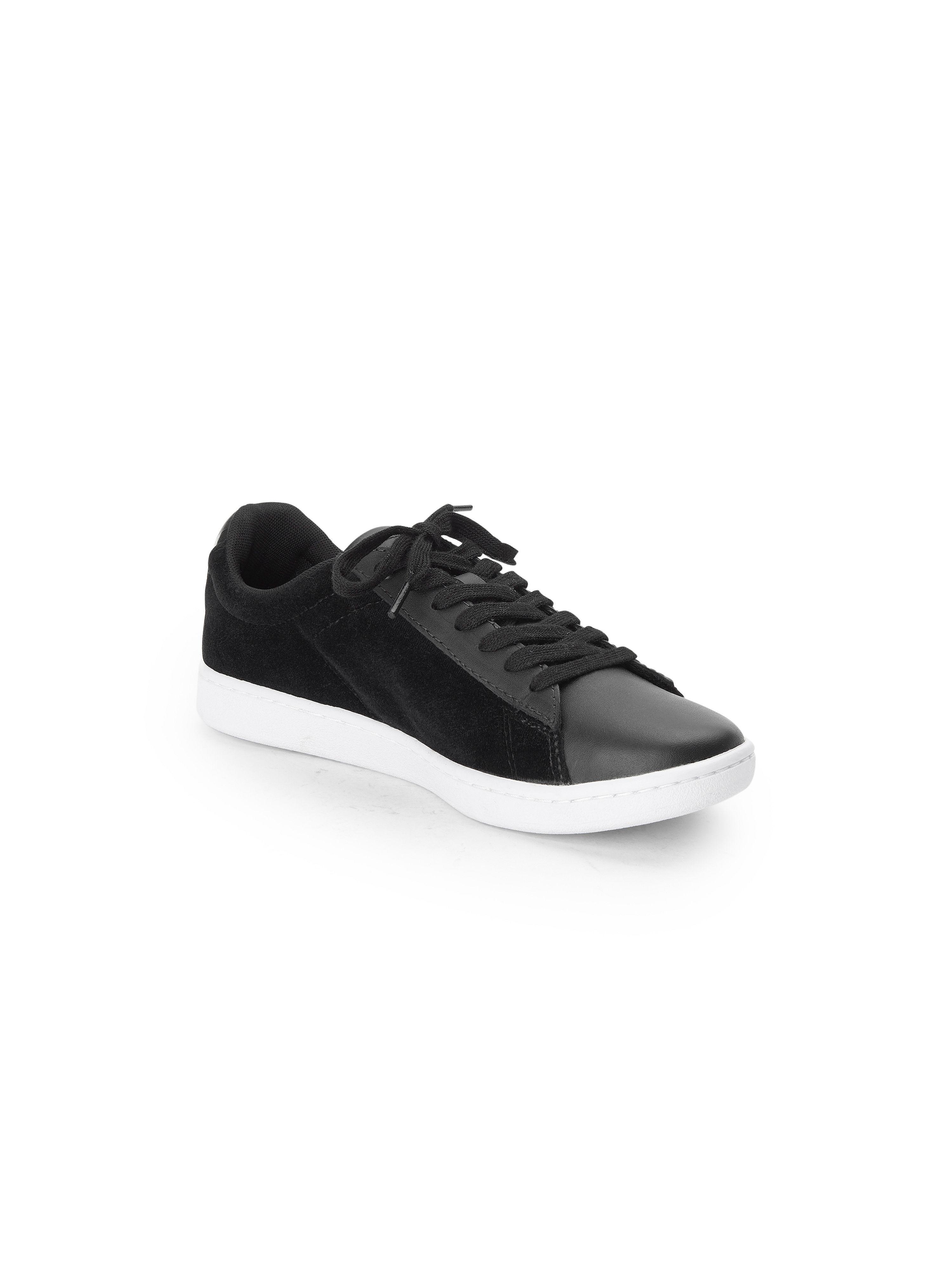 Lacoste - Sneaker Carnaby Evo - Schwarz Gute Qualität beliebte Schuhe