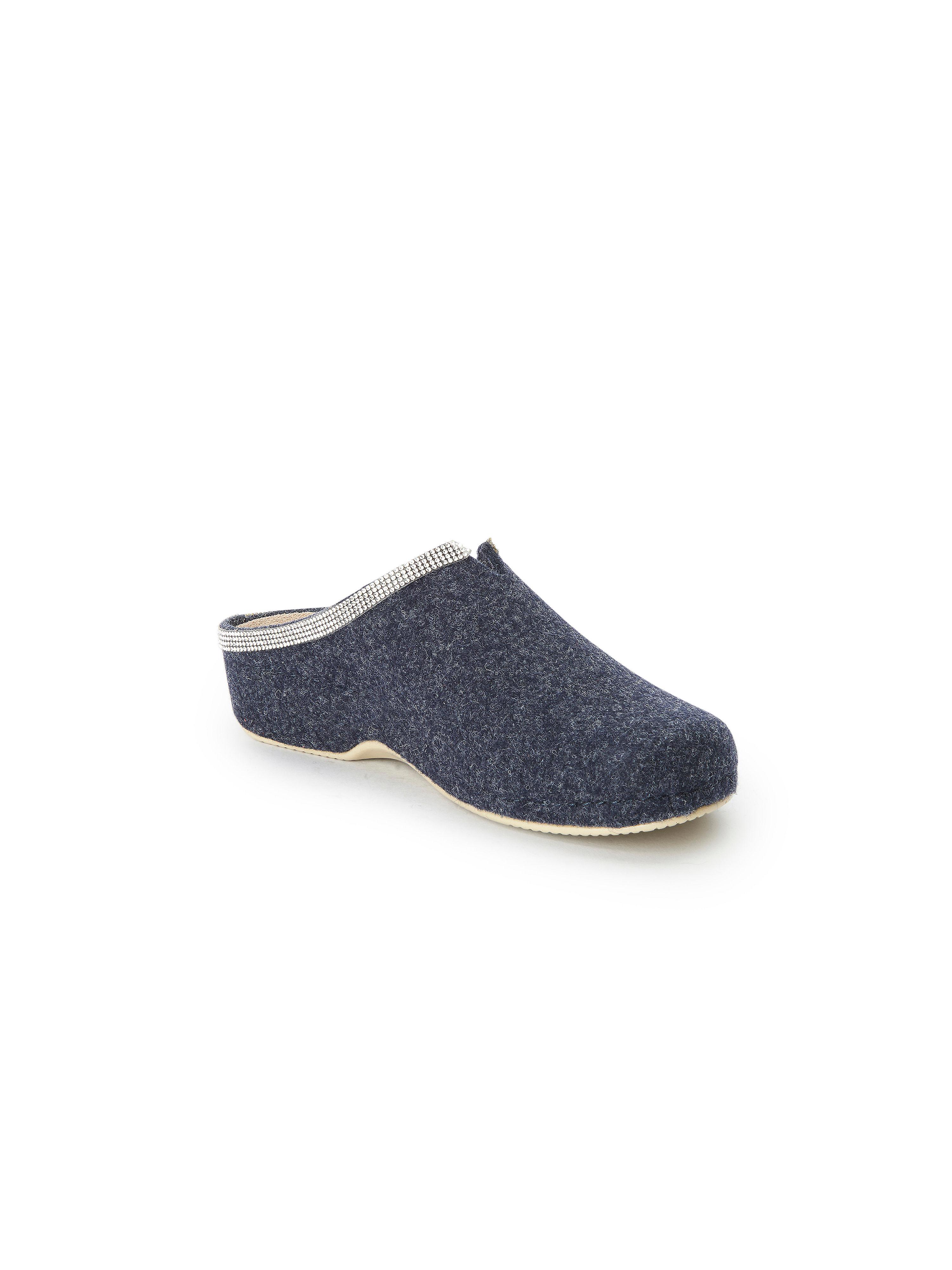 MUBB - Pantolette - Marine Gute Qualität beliebte Schuhe