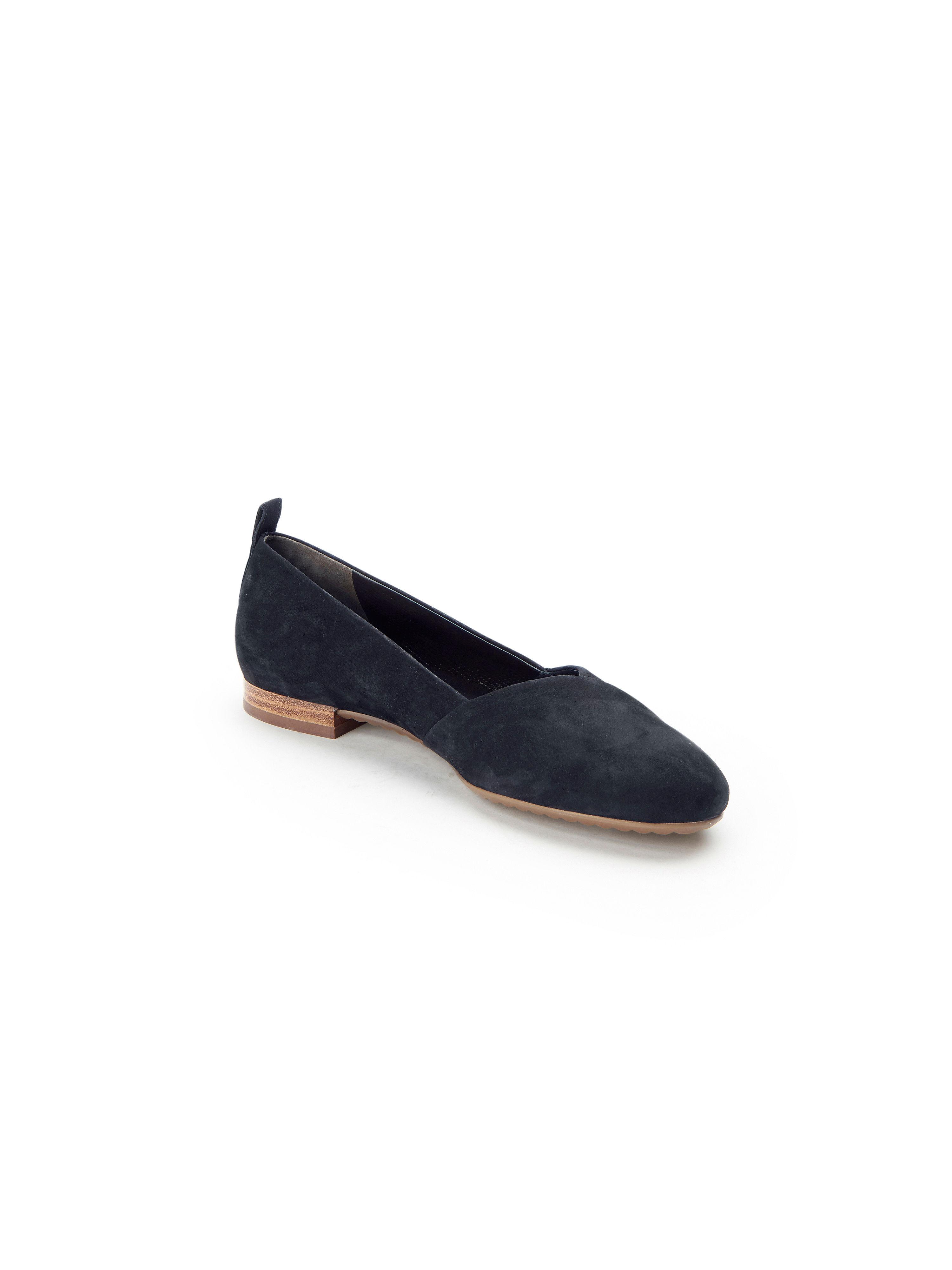 Paul Green - Ballerina aus 100% Leder - Schwarz Gute Qualität beliebte Schuhe