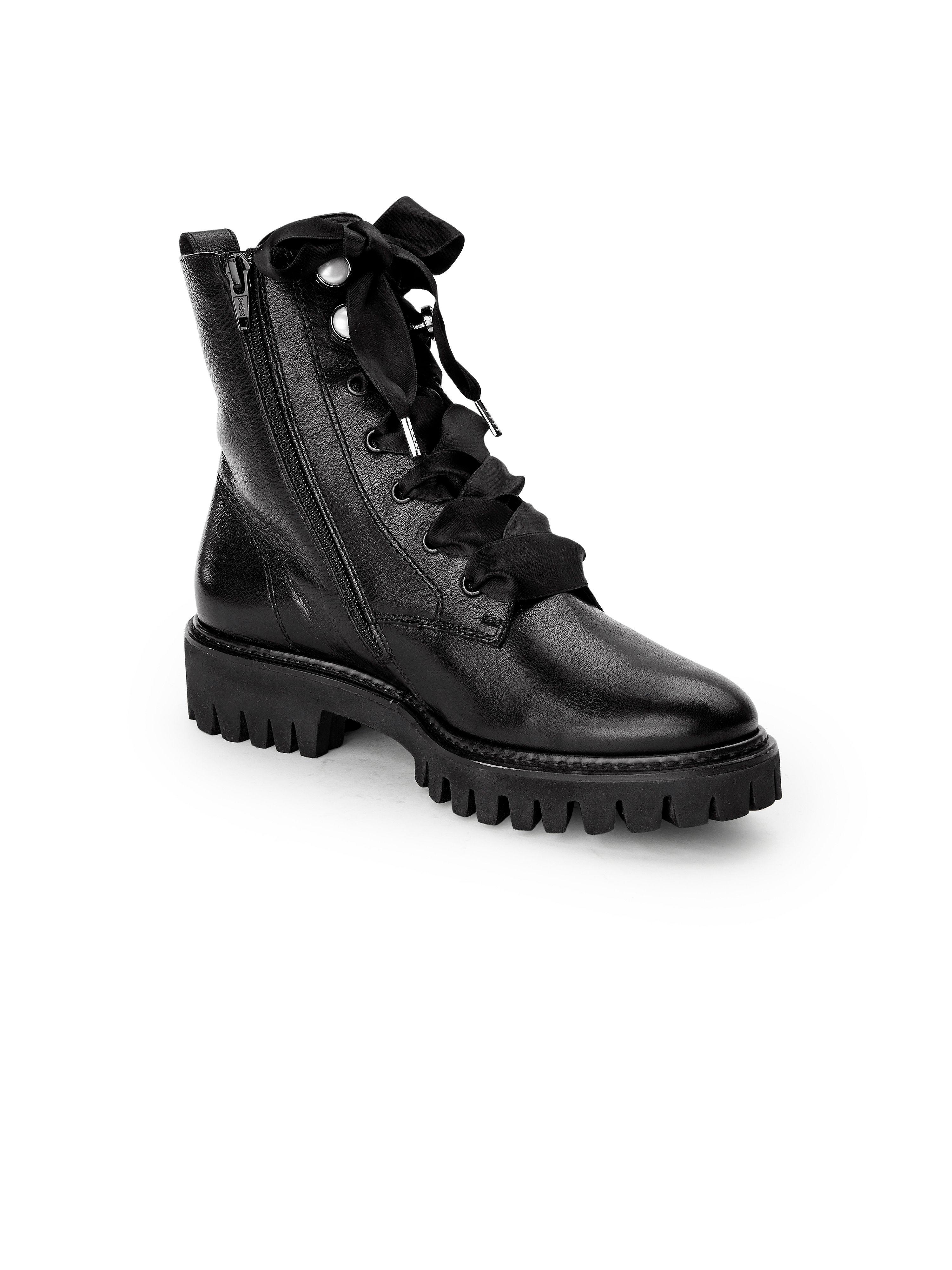 Paul Green - Schnür-Stiefelette - Schwarz Gute Qualität beliebte Schuhe