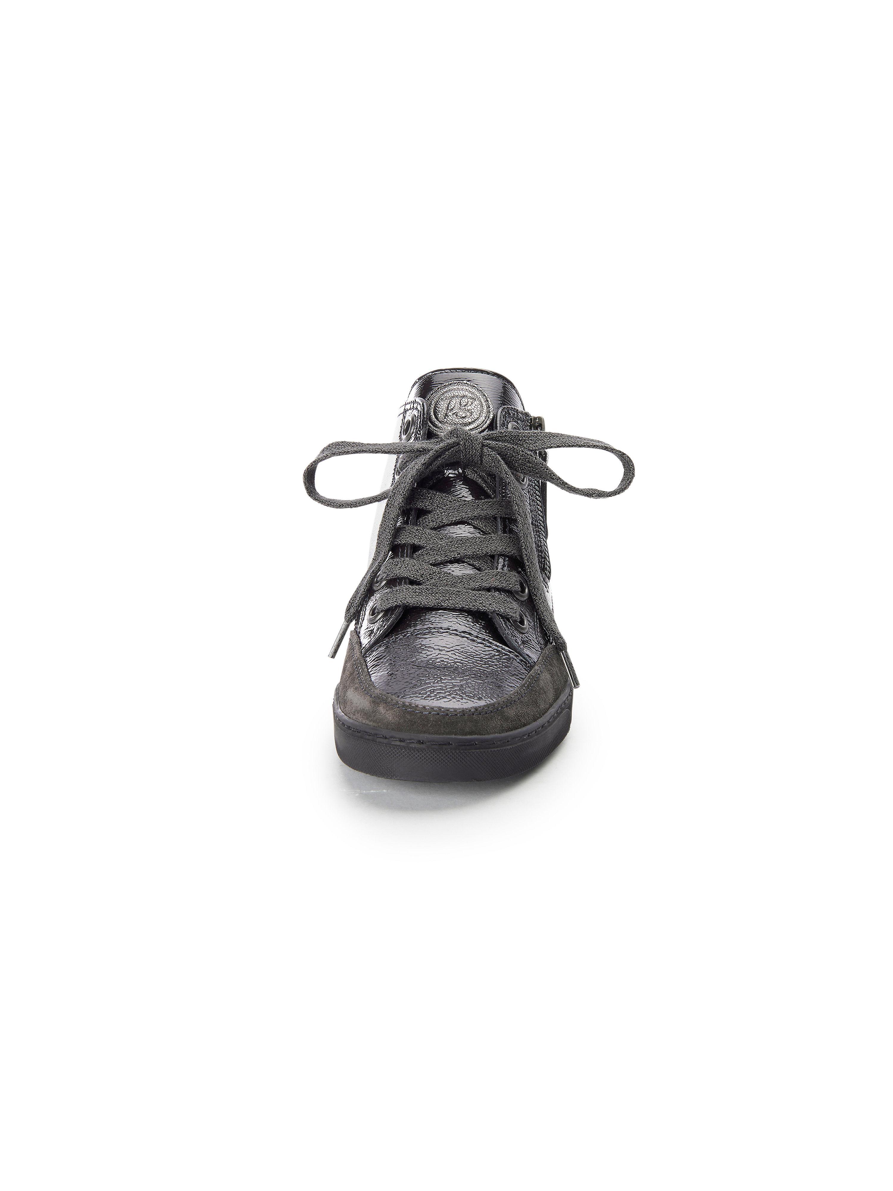 Paul Green Gute - Sneaker aus 100% Leder - Anthrazit Gute Green Qualität beliebte Schuhe e6ed4c