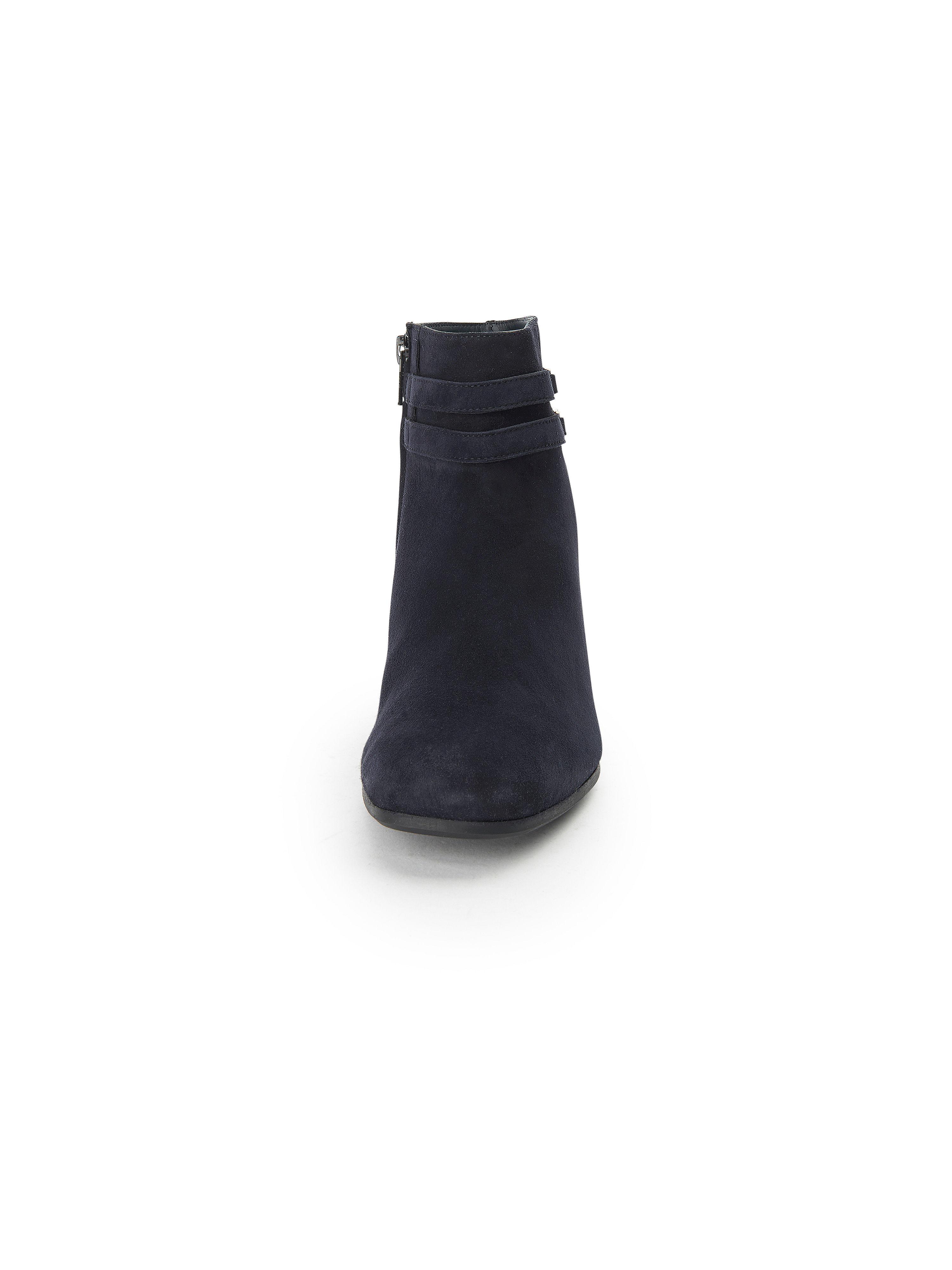Paul Green - Stiefelette aus Gute 100% Leder - Marine Gute aus Qualität beliebte Schuhe efdc17