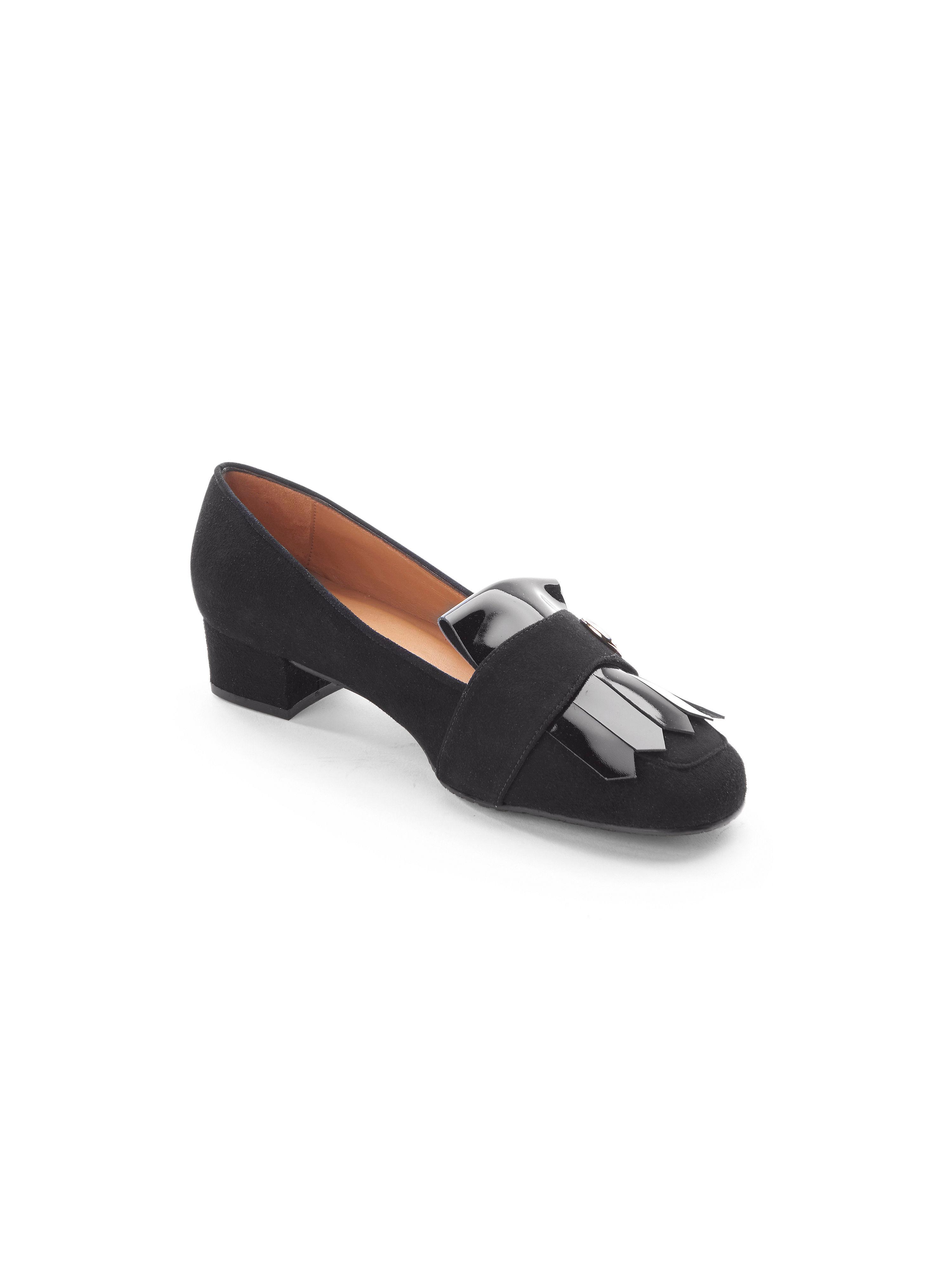 Peter Hahn - Ballerina - Schwarz Gute Qualität beliebte Schuhe