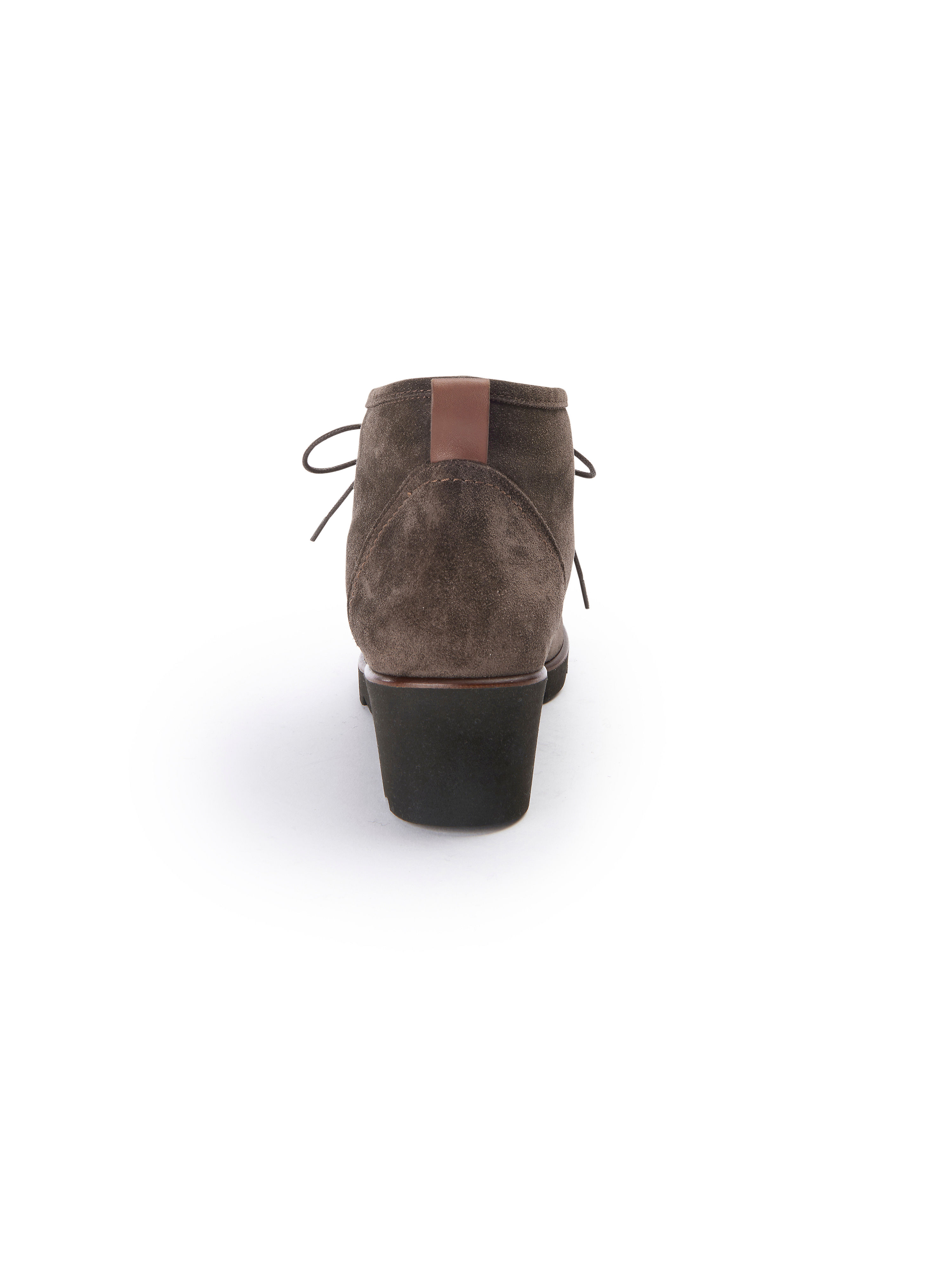 Peter Hahn exquisit - Gute Knöchelhoher Schnürer - Dunkelbraun Gute - Qualität beliebte Schuhe 957be3