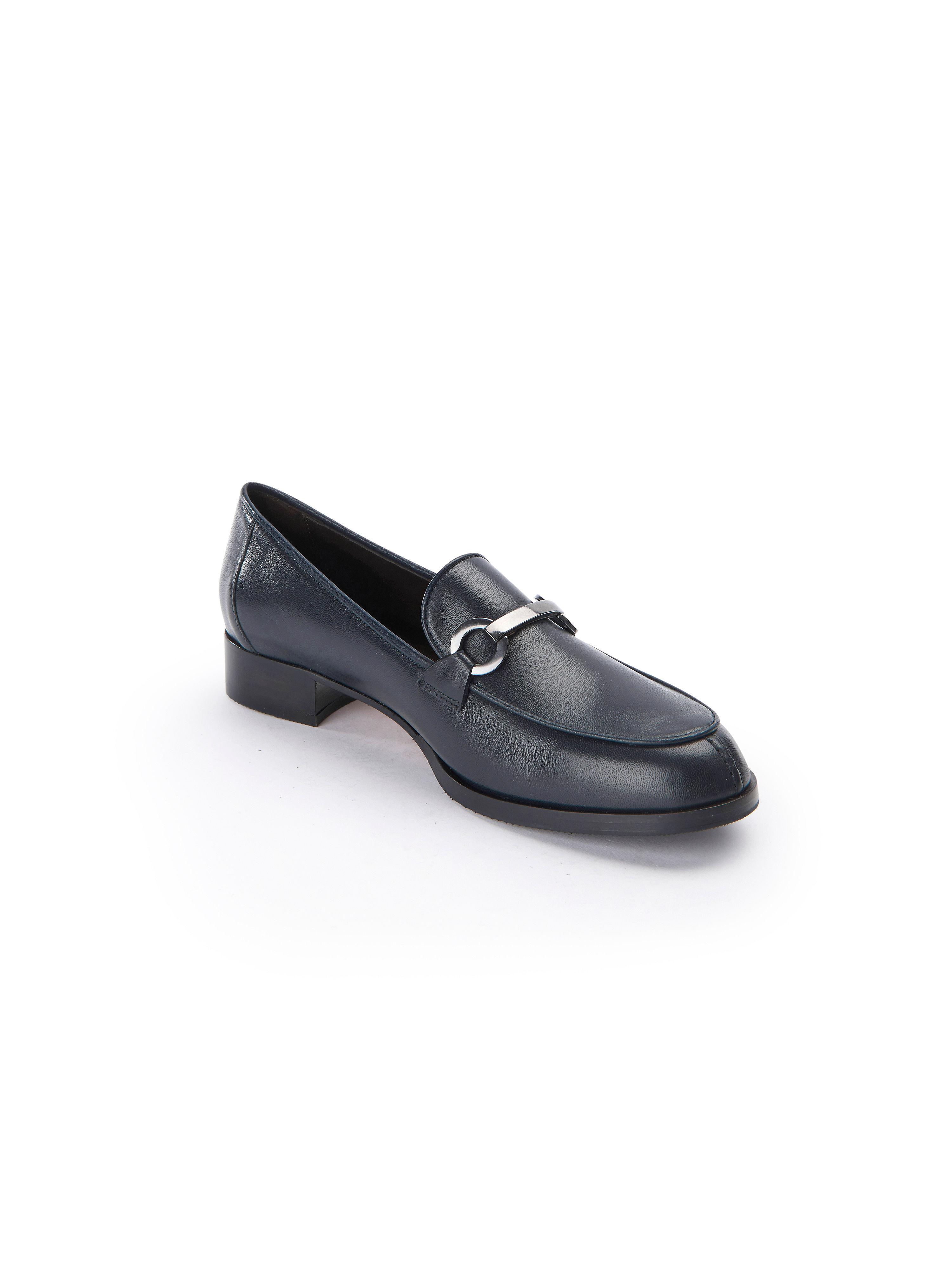 Peter Hahn exquisit - beliebte Slipper - Marine Gute Qualität beliebte - Schuhe c10de9