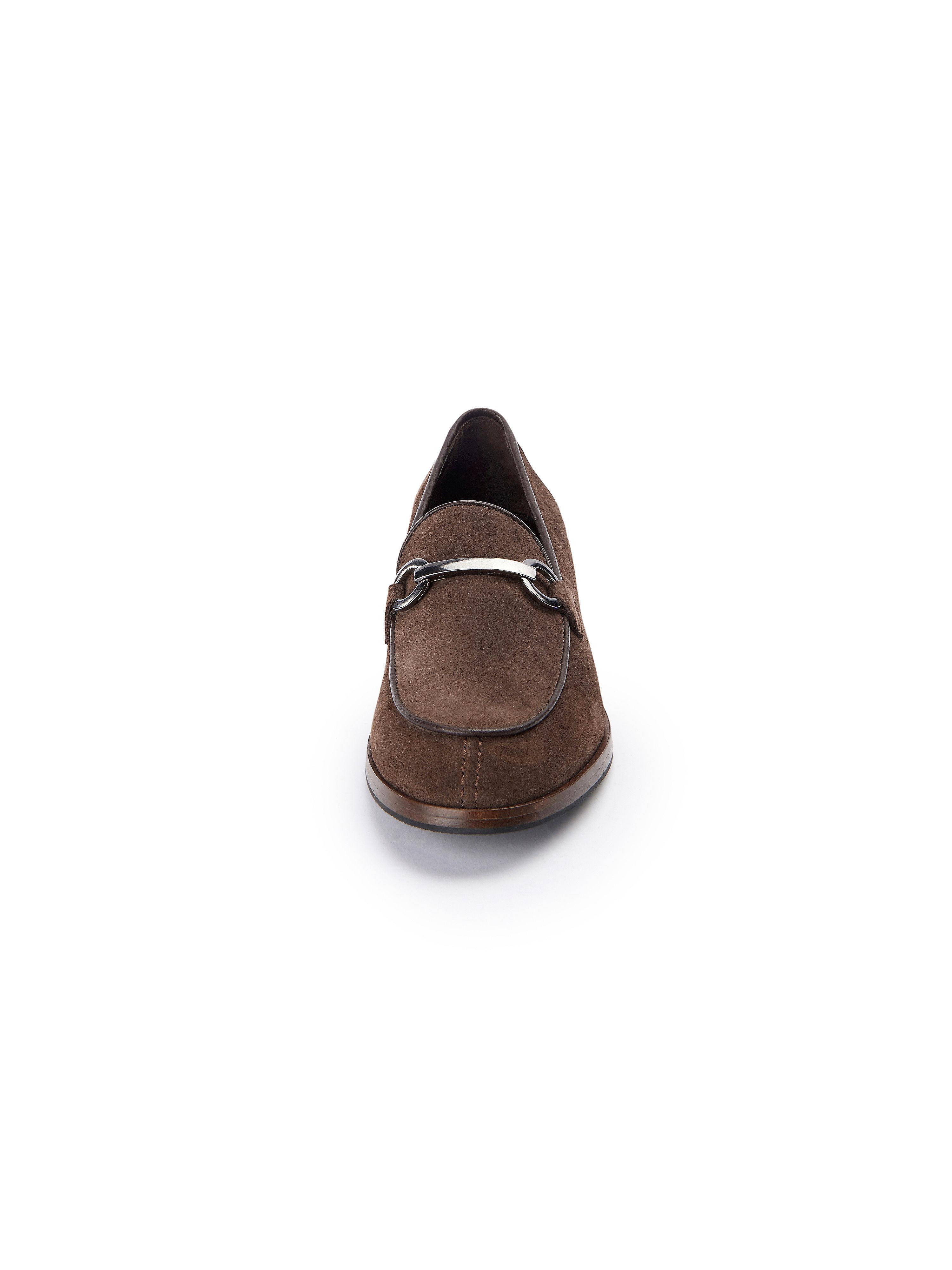 Peter Hahn exquisit - Qualität Slipper - Schokobraun Gute Qualität - beliebte Schuhe 4290ce
