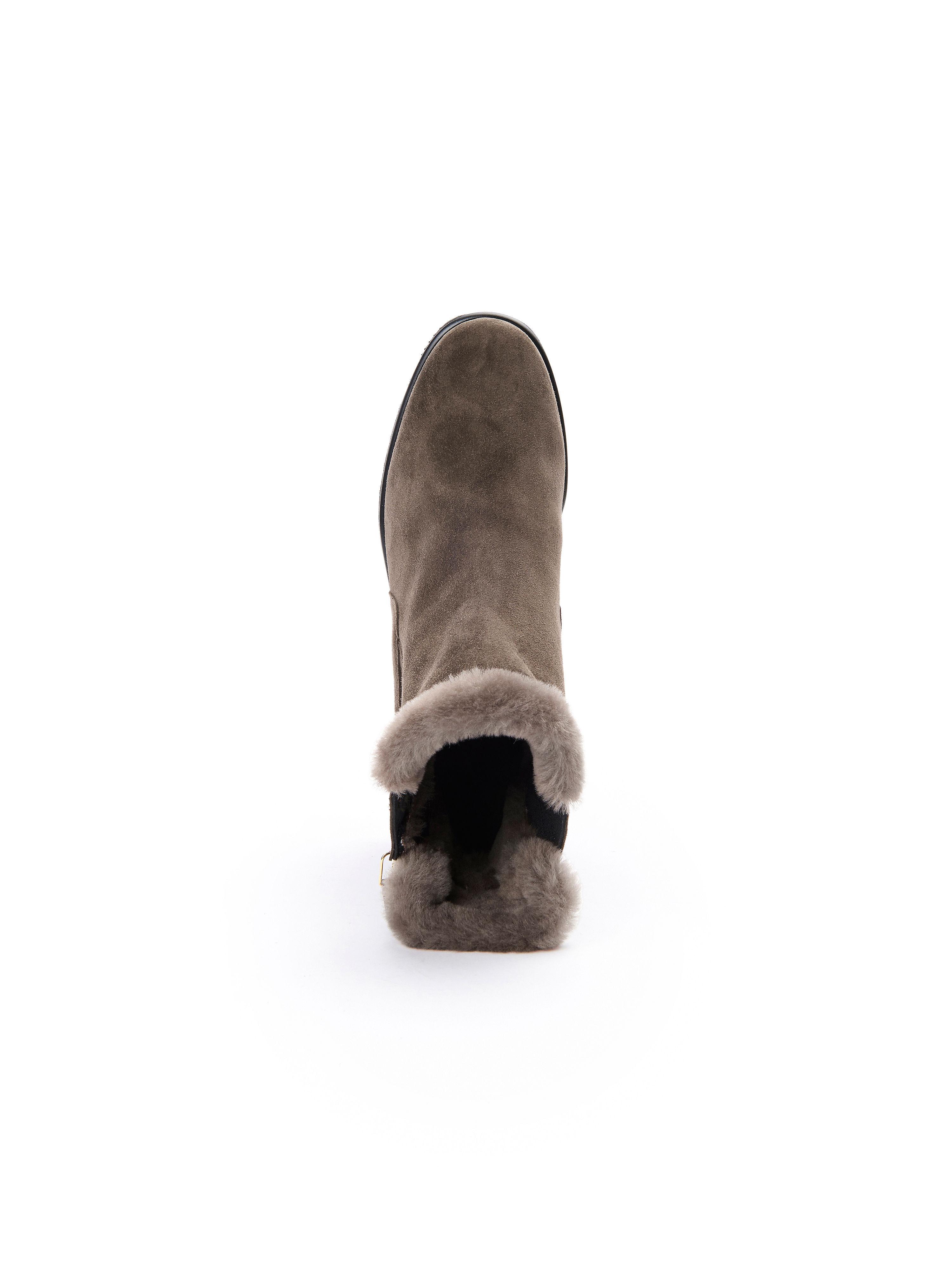 Peter Hahn exquisit Qualität - Wasserabweisende Stiefelette - Dunkelbraun Gute Qualität exquisit beliebte Schuhe eaccde