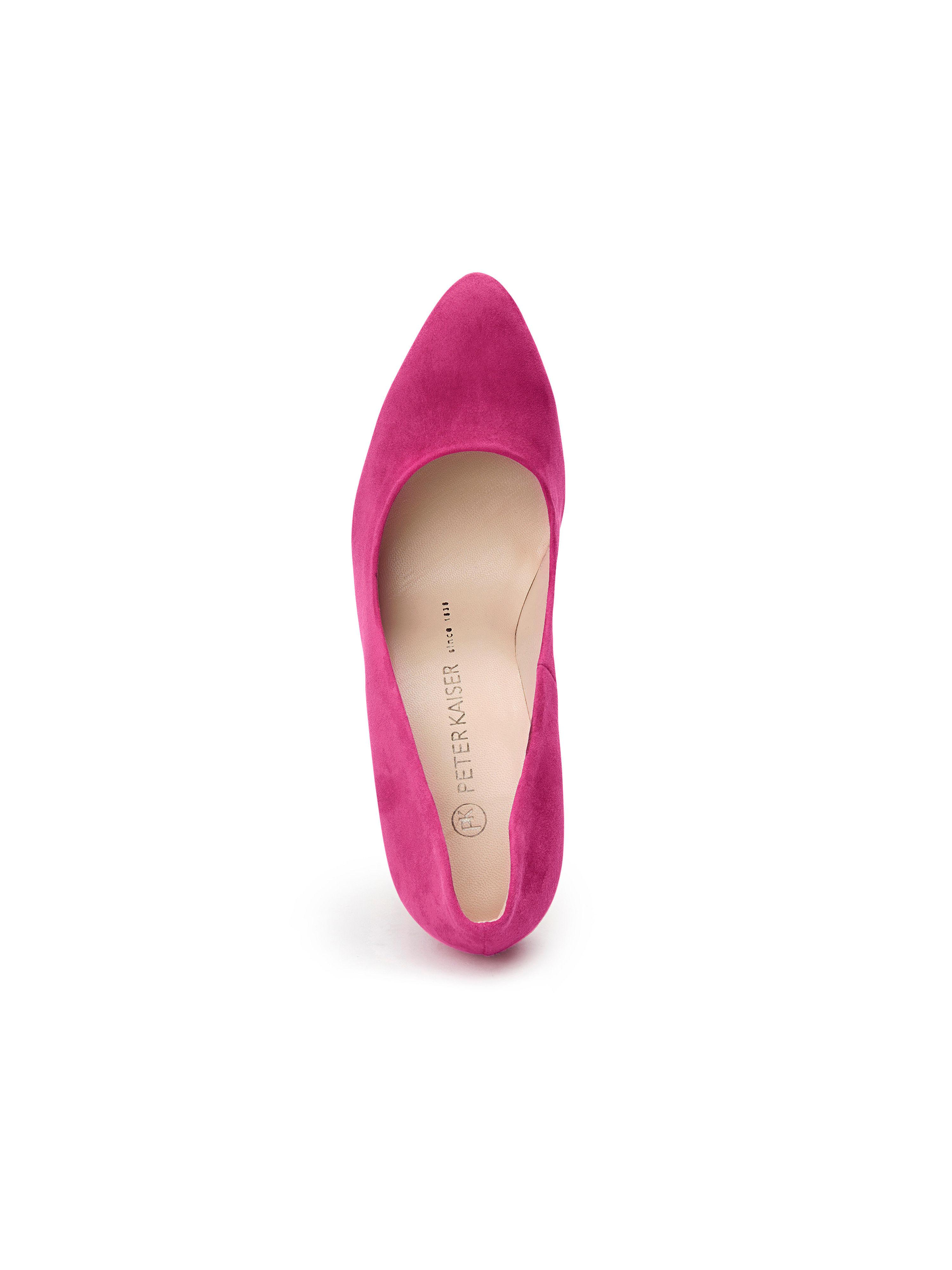 Peter Kaiser - - Pumps aus 100% Leder - - Pink Gute Qualität beliebte Schuhe 7e8be3