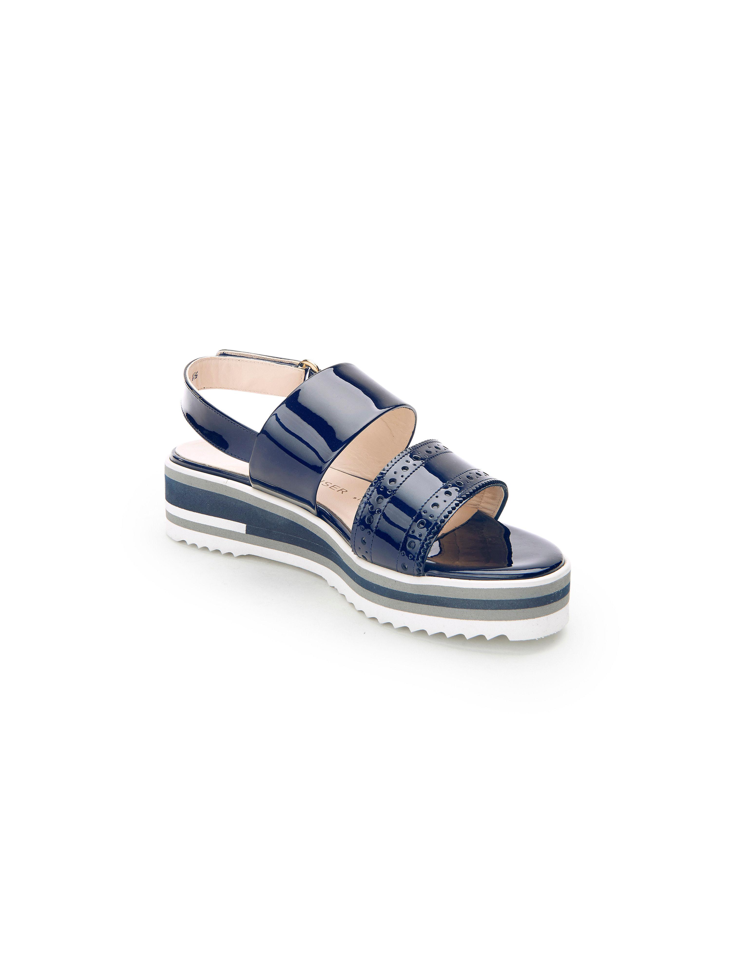 Peter Kaiser - Sandale beliebte Mirja - Marine/Weiß Gute Qualität beliebte Sandale Schuhe f848d2