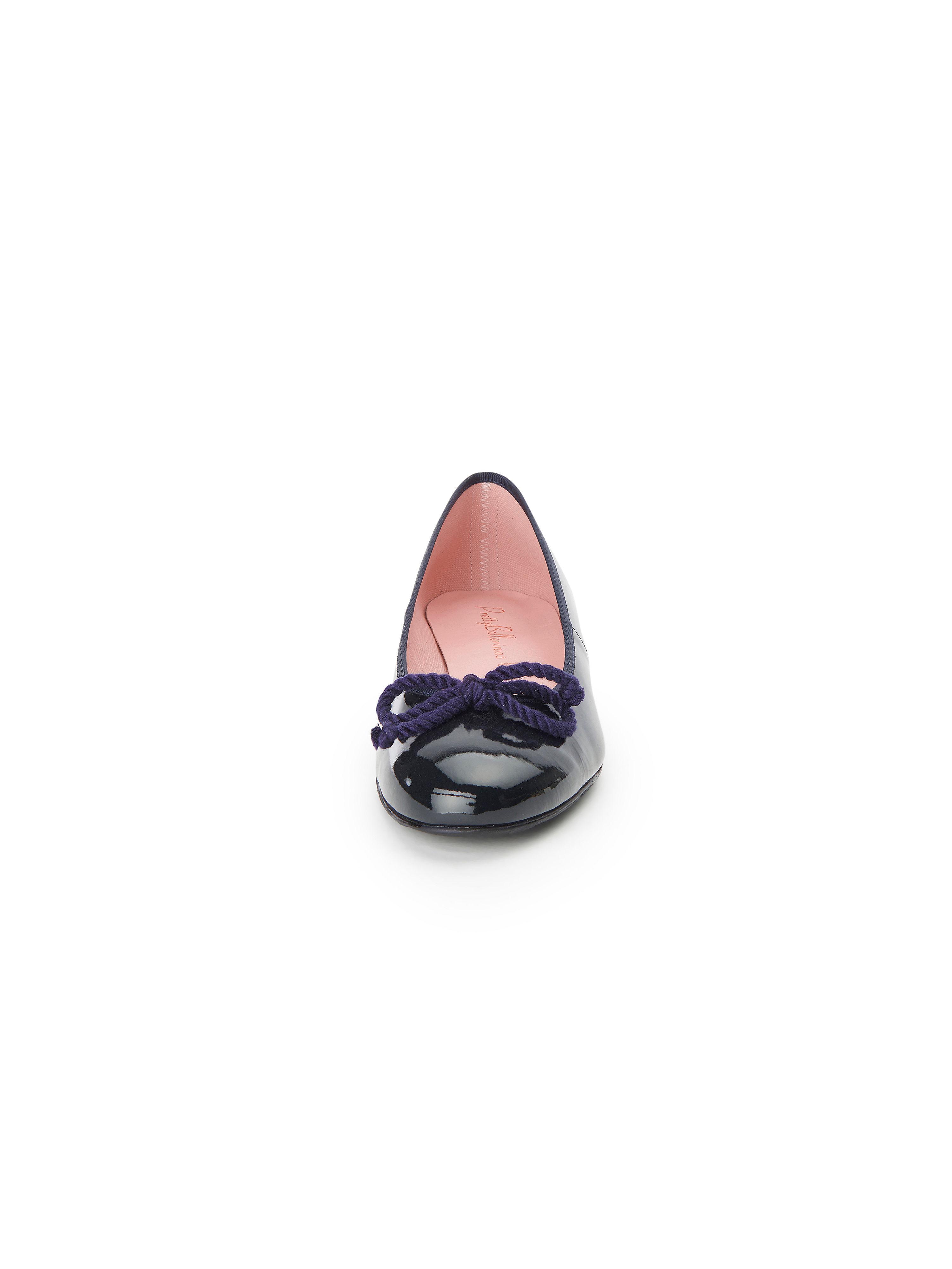 Pretty Ballerinas - Ballerina Marine aus 100% Leder - Marine Ballerina Gute Qualität beliebte Schuhe df5619