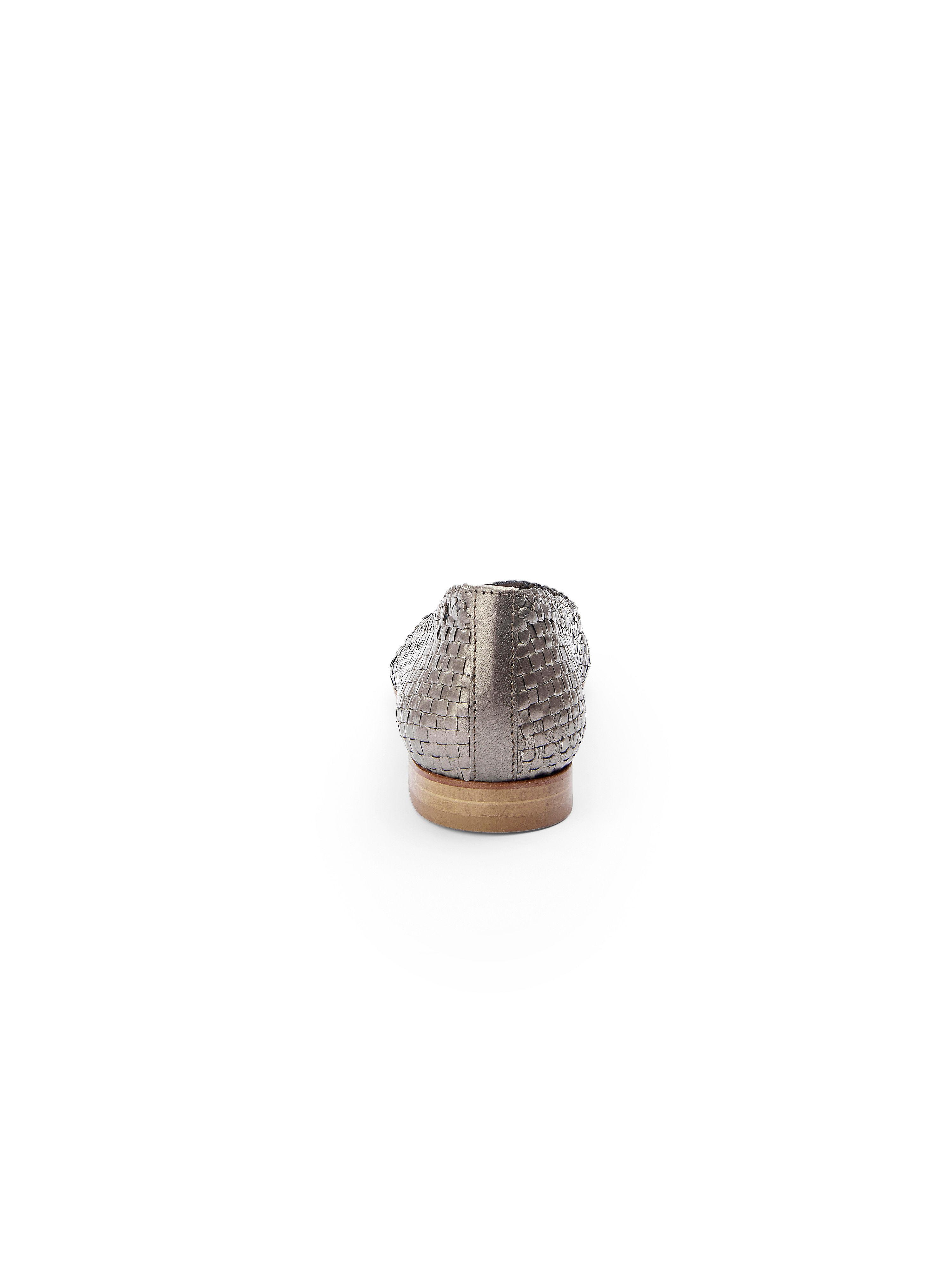 Scarpio - Ballerina beliebte - Bronze/Metallic Gute Qualität beliebte Ballerina Schuhe 4bcd23