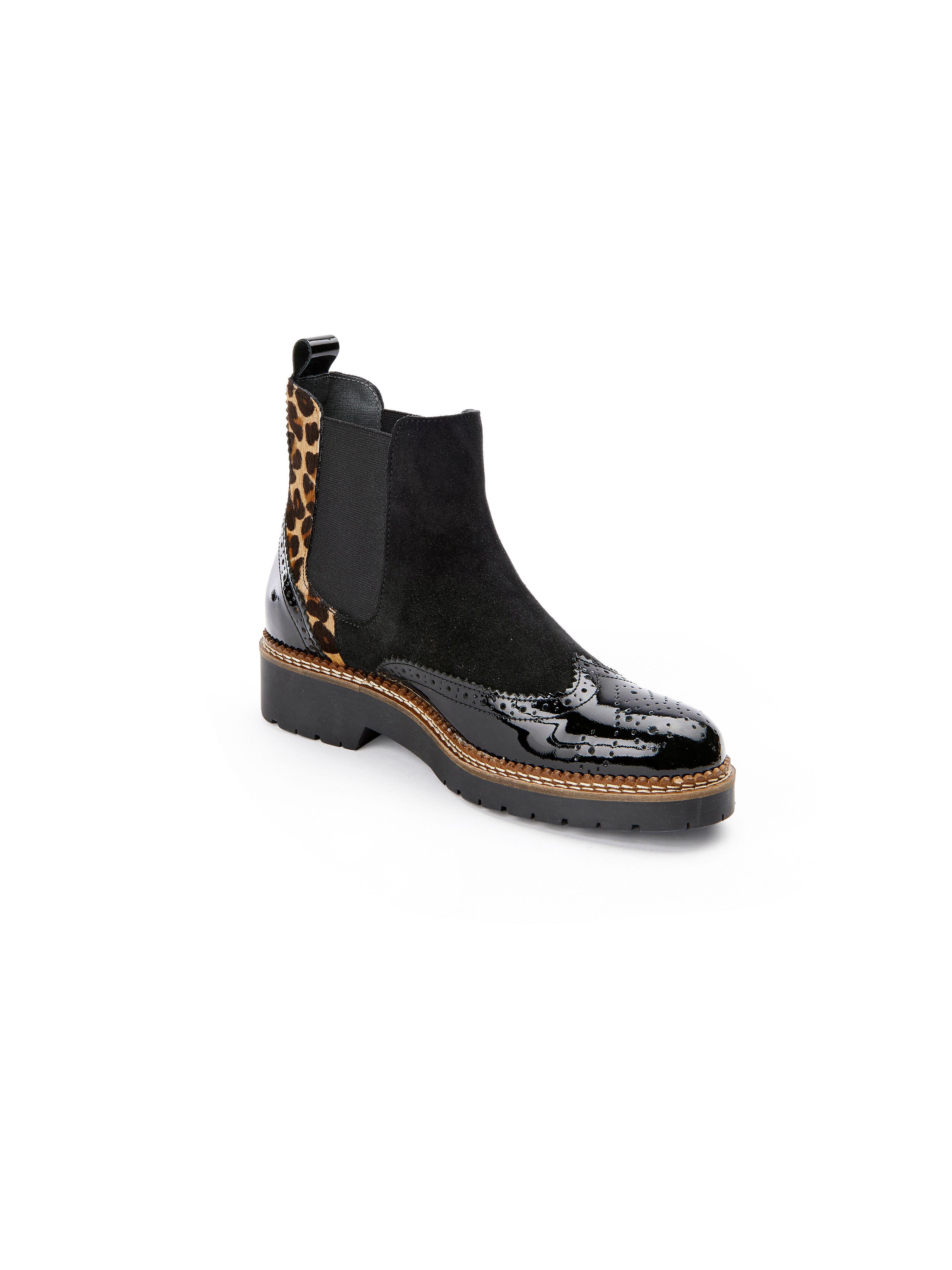 Scarpio - Chelsea-Boot - Schuhe Schwarz/Leo Gute Qualität beliebte Schuhe - b6a84f