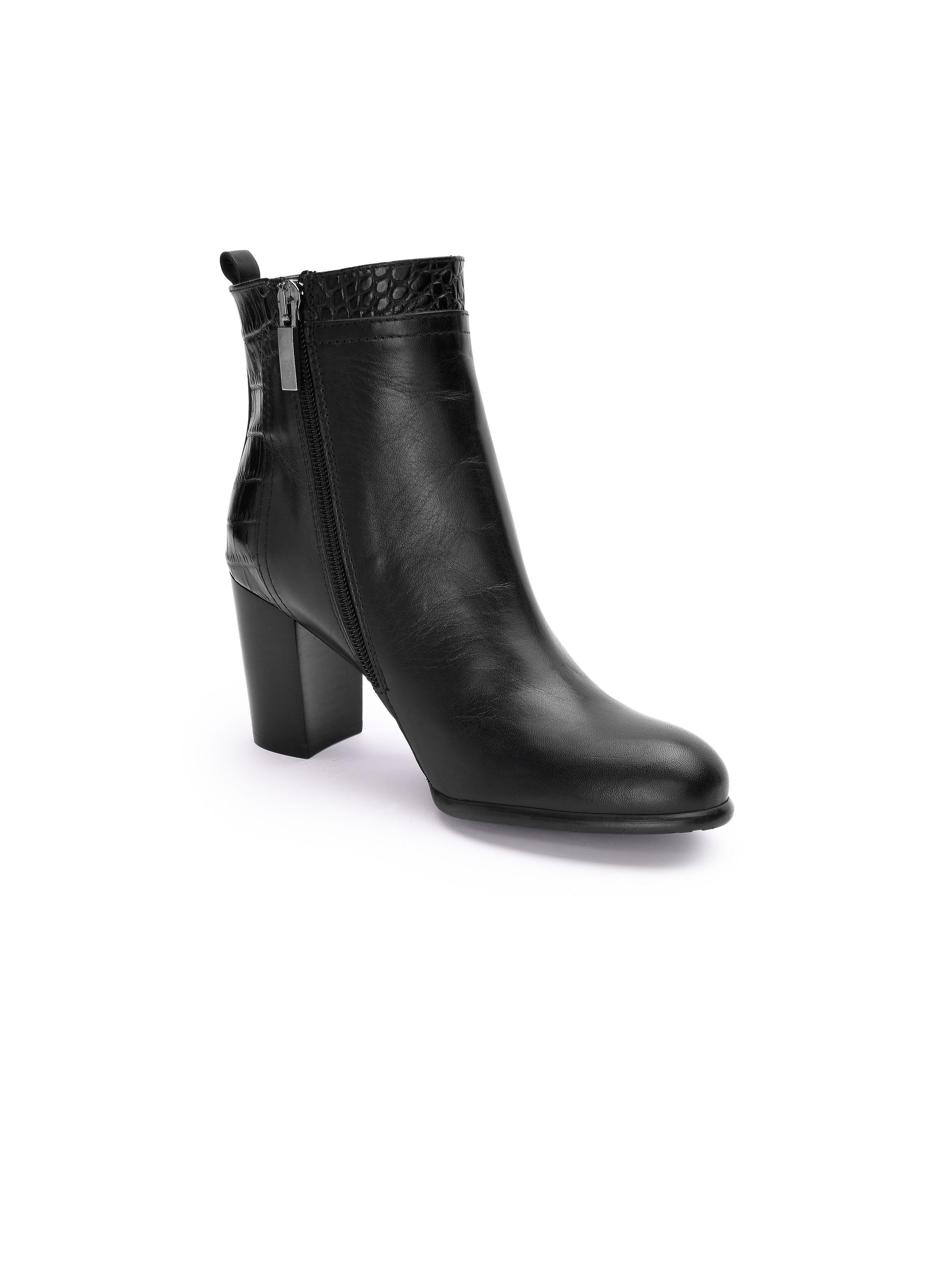 Scarpio - Stiefelette - Schwarz Gute Qualität beliebte Schuhe
