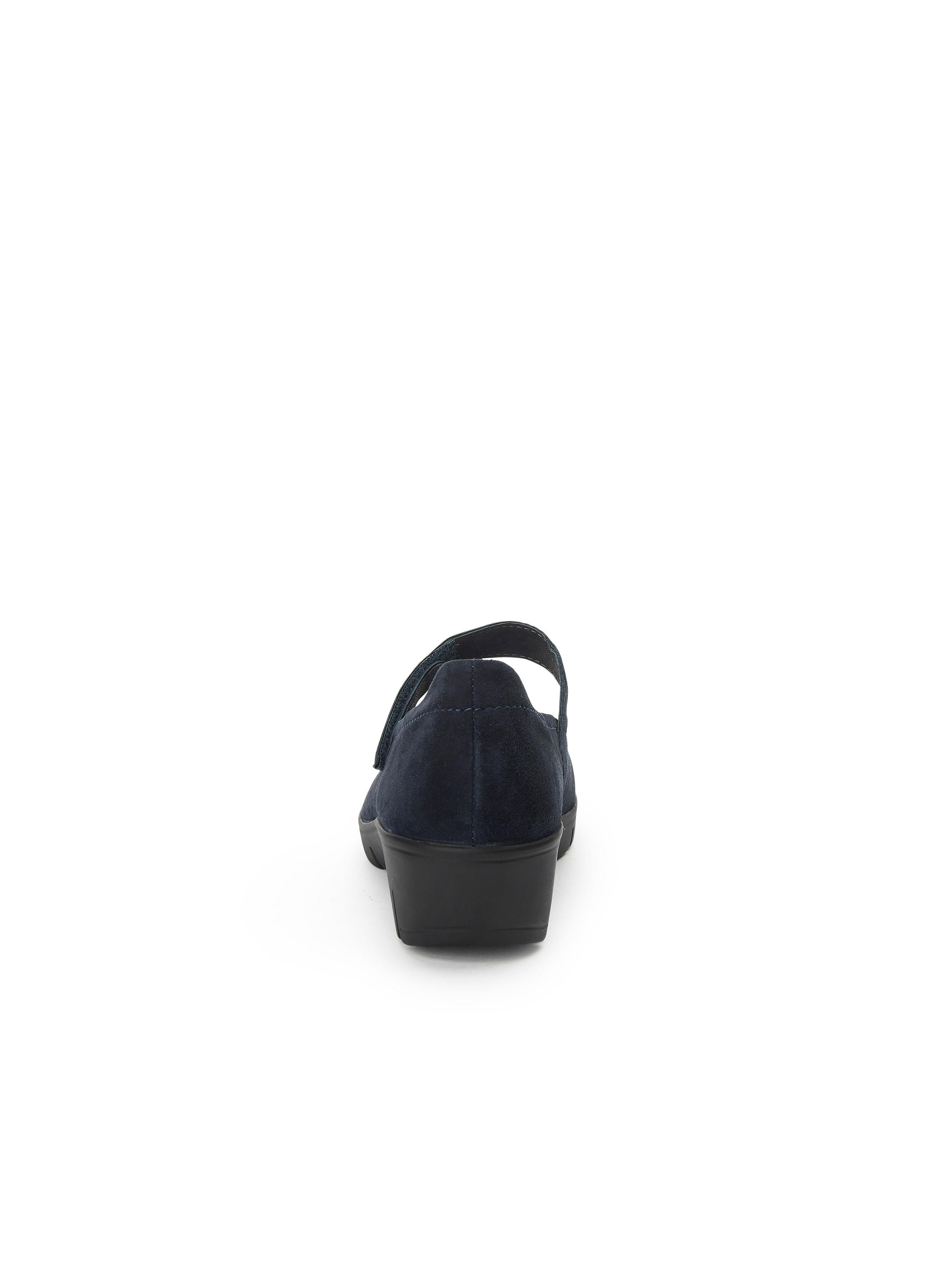 Semler - Ballerina Judith aus 100% Leder - Marine Gute Qualität beliebte Schuhe
