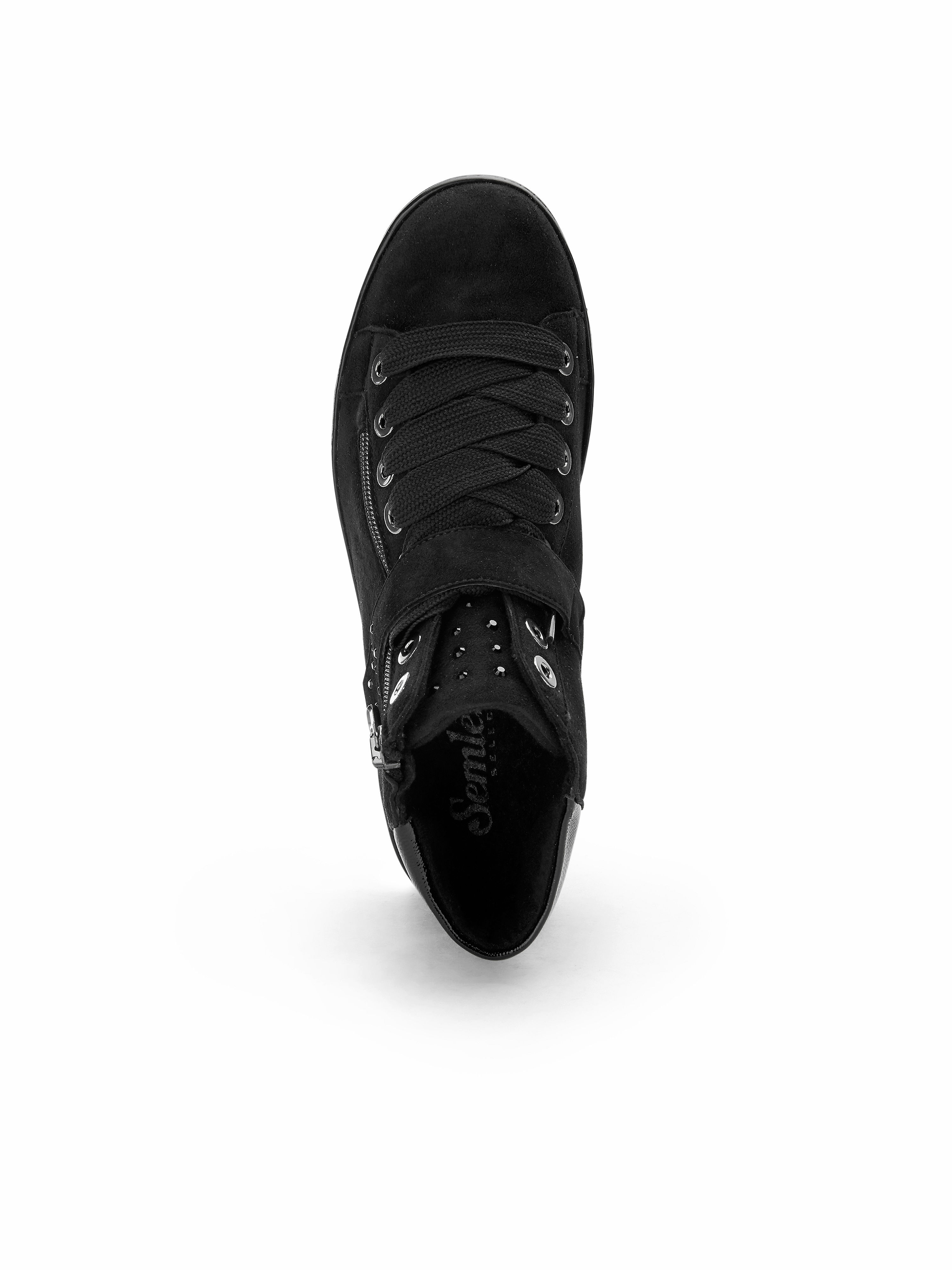 "Semler - Knöchelhoher Sneaker ""Ruby"" - Schwarz Gute Qualität Qualität Qualität beliebte Schuhe 15ce9e"