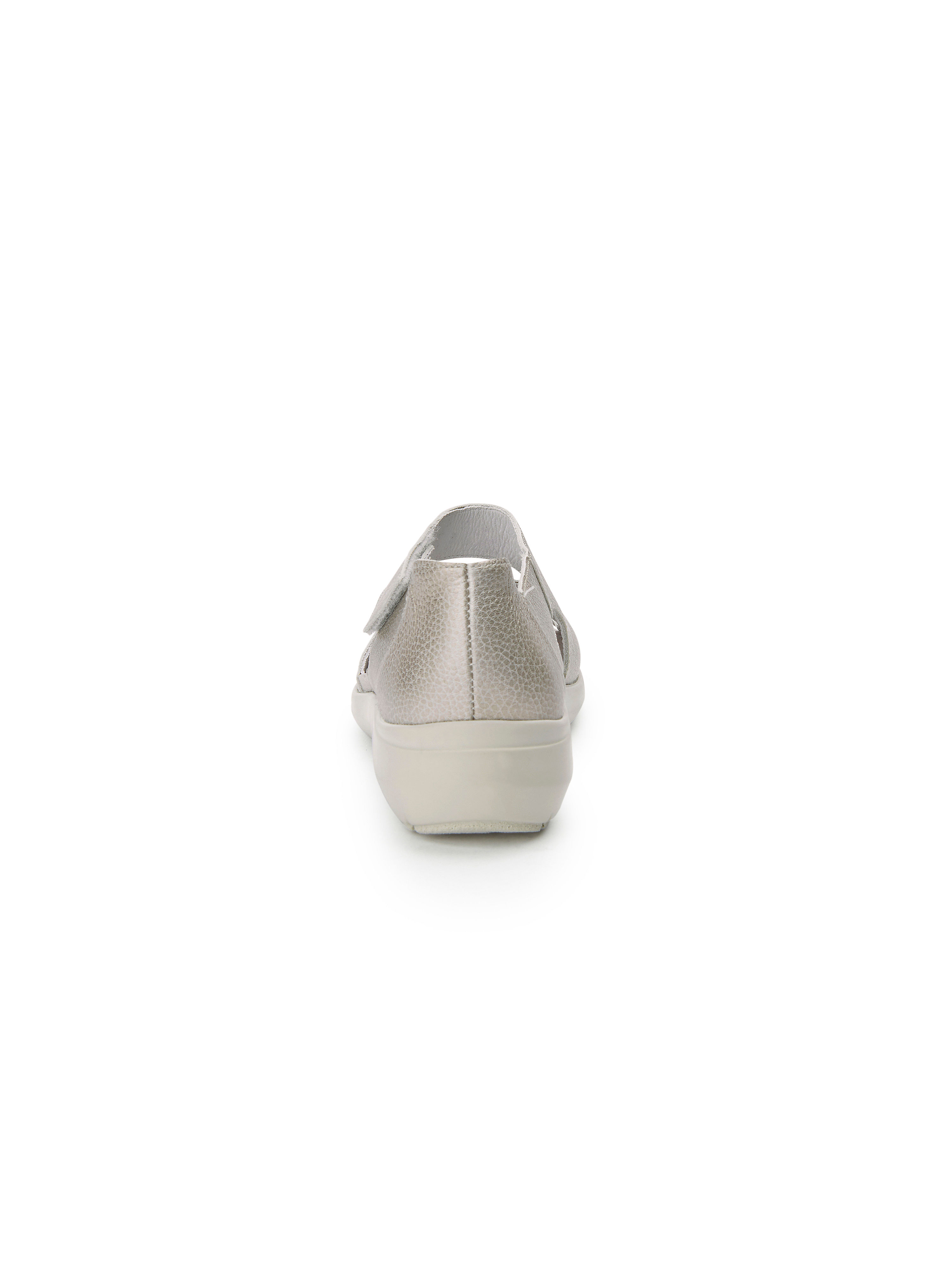 Semler - Sandale Brigitte aus 100% Leder - Schuhe Silber Gute Qualität beliebte Schuhe - ed9fbe