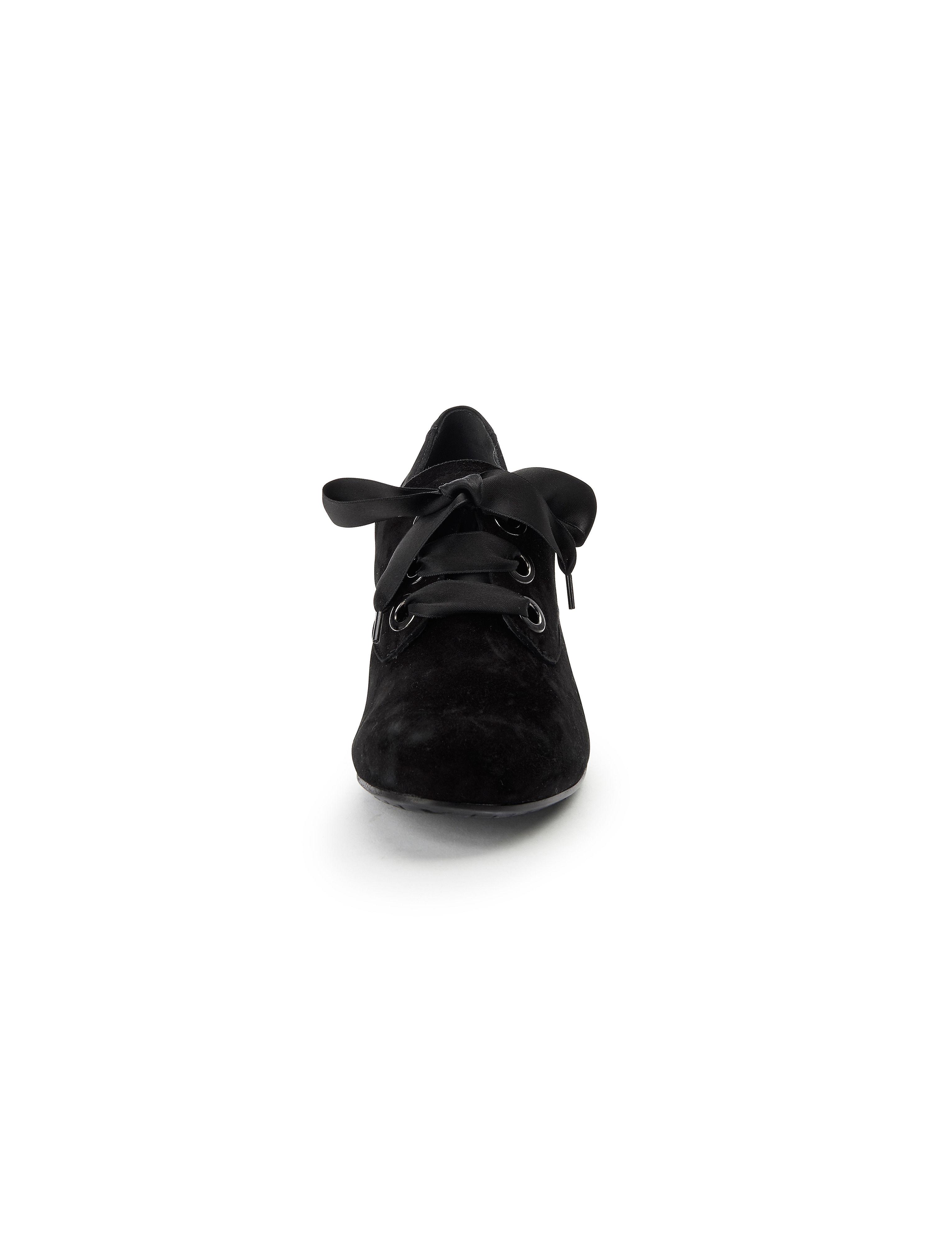 Semler - Schnür-Pumps - Karin aus 100% Leder - Schnür-Pumps Schwarz Gute Qualität beliebte Schuhe c78f1b