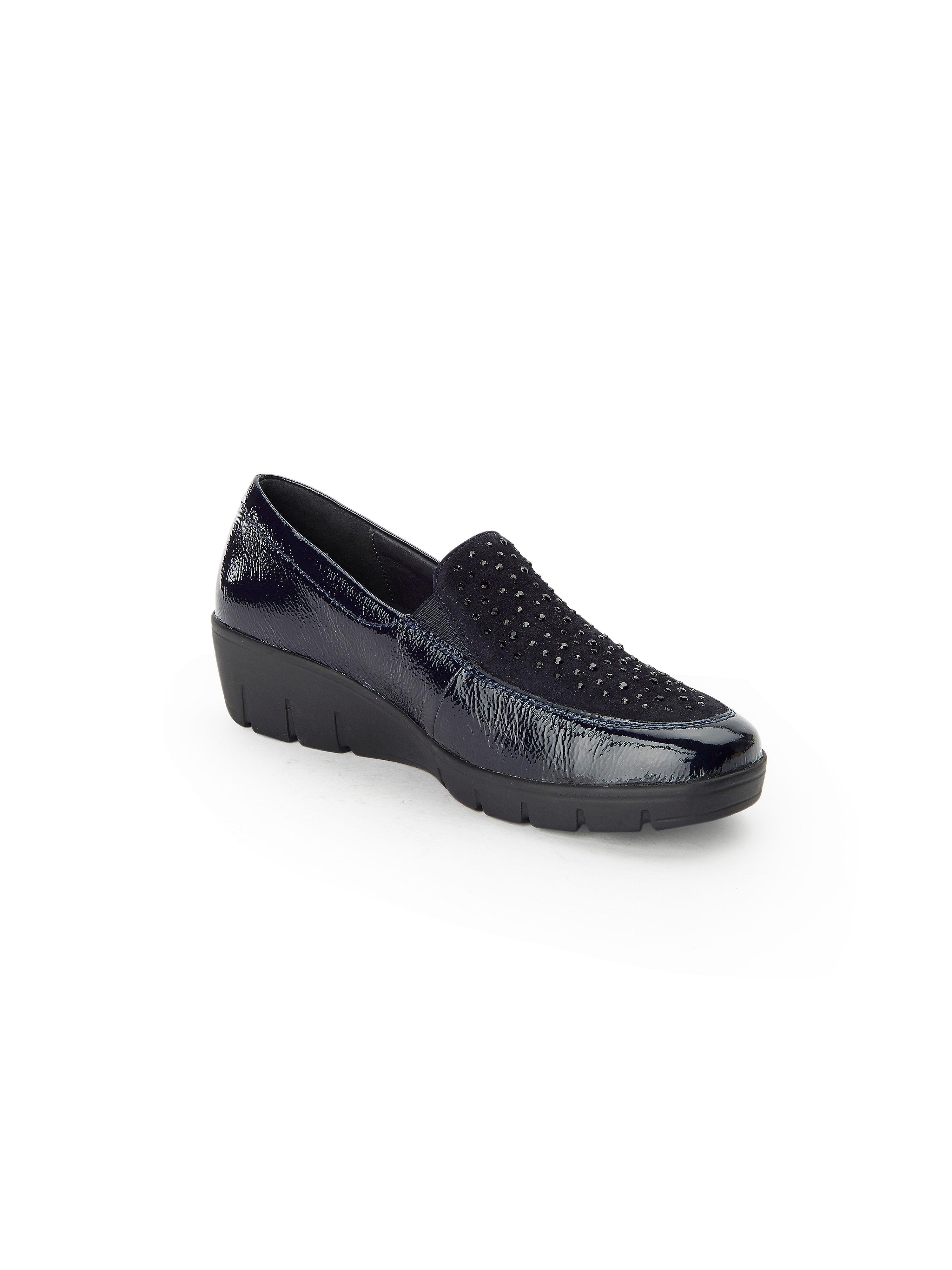 Semler - Slipper JUDITH - Marine Gute Qualität beliebte Schuhe