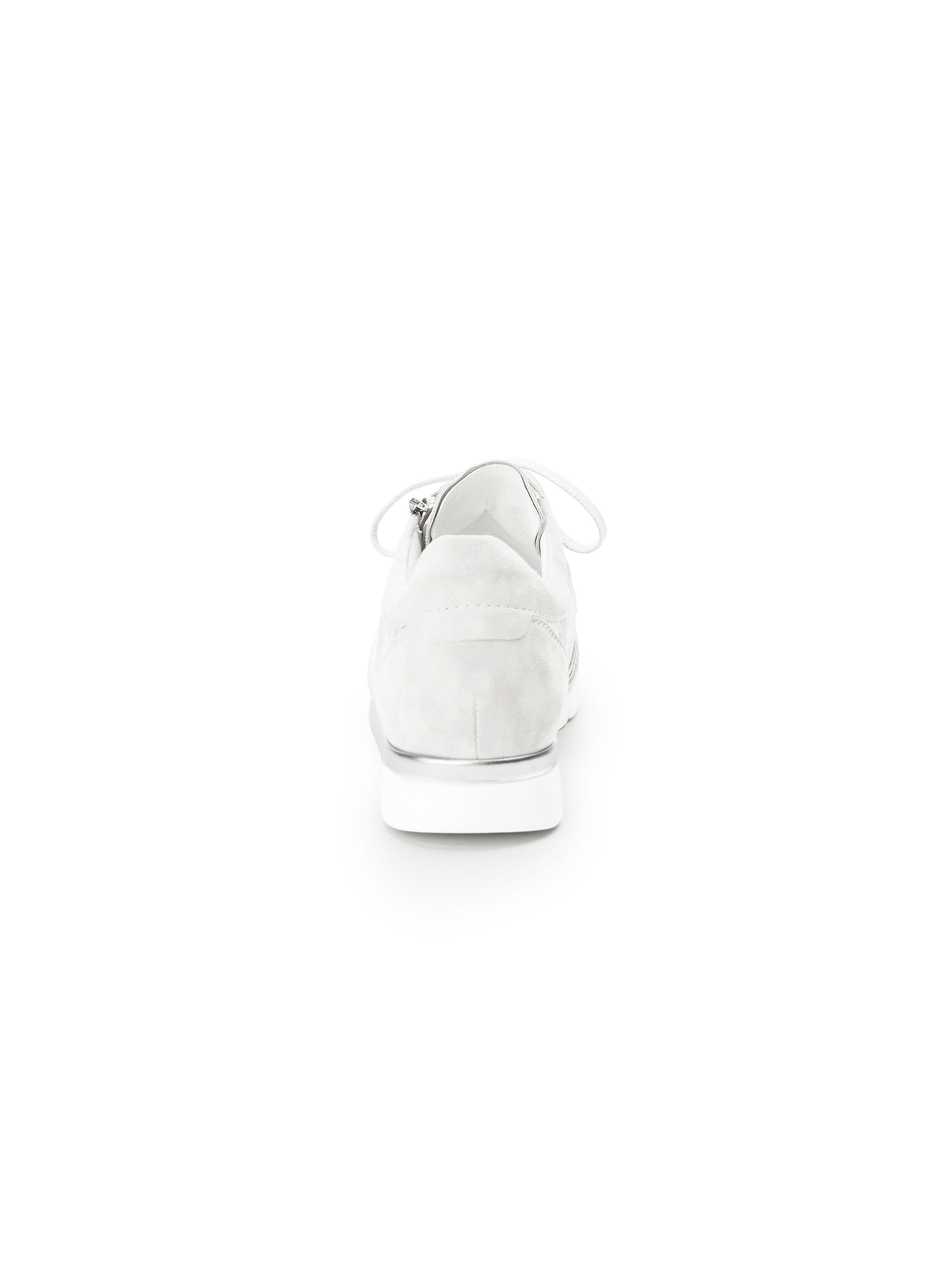Semler - Sneaker - Nelly aus 100% Leder - Sneaker Steingrau/Silber Gute Qualität beliebte Schuhe 822260