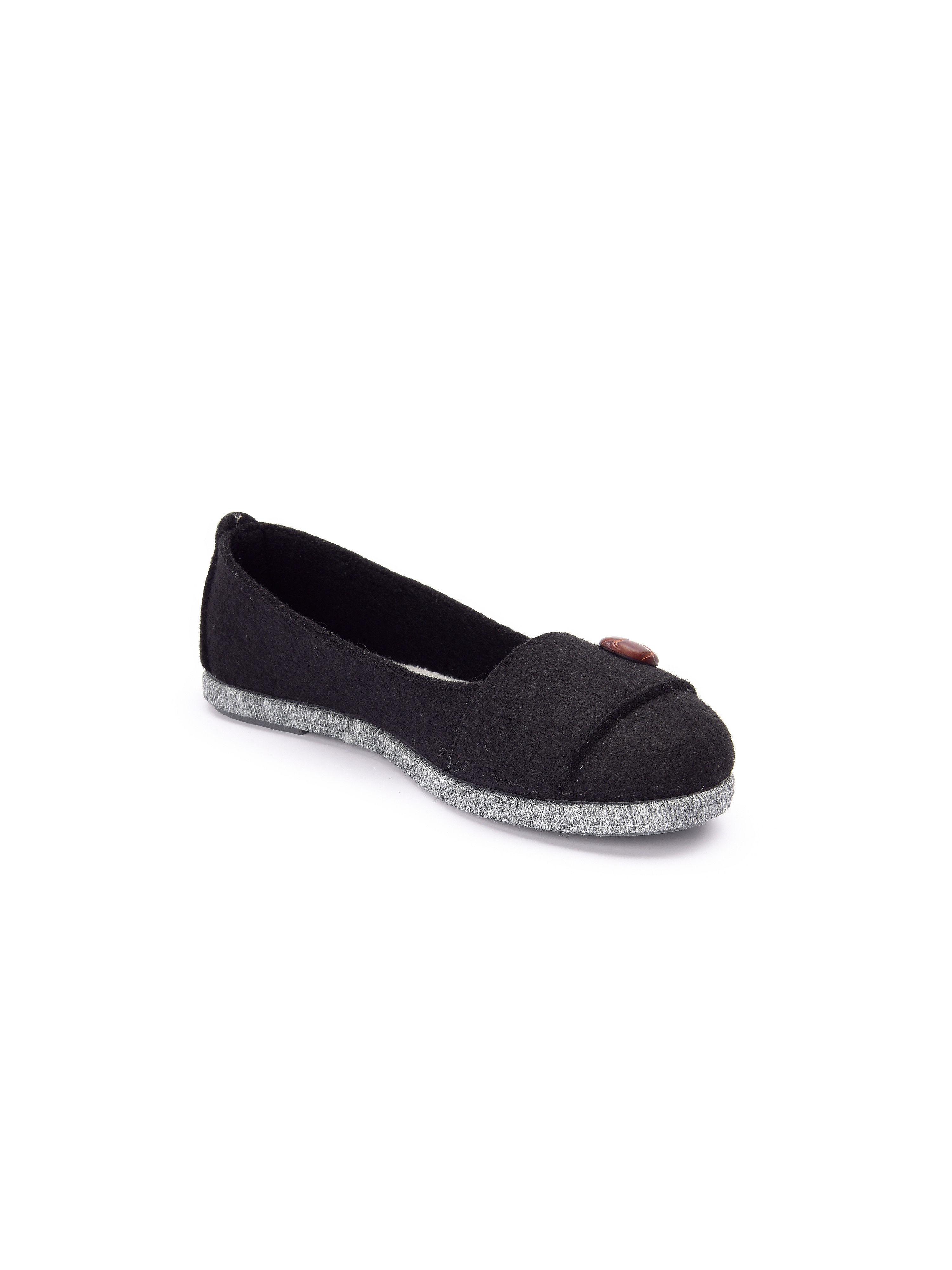 Shepherd - Ballerina - Schwarz Gute Qualität beliebte Schuhe