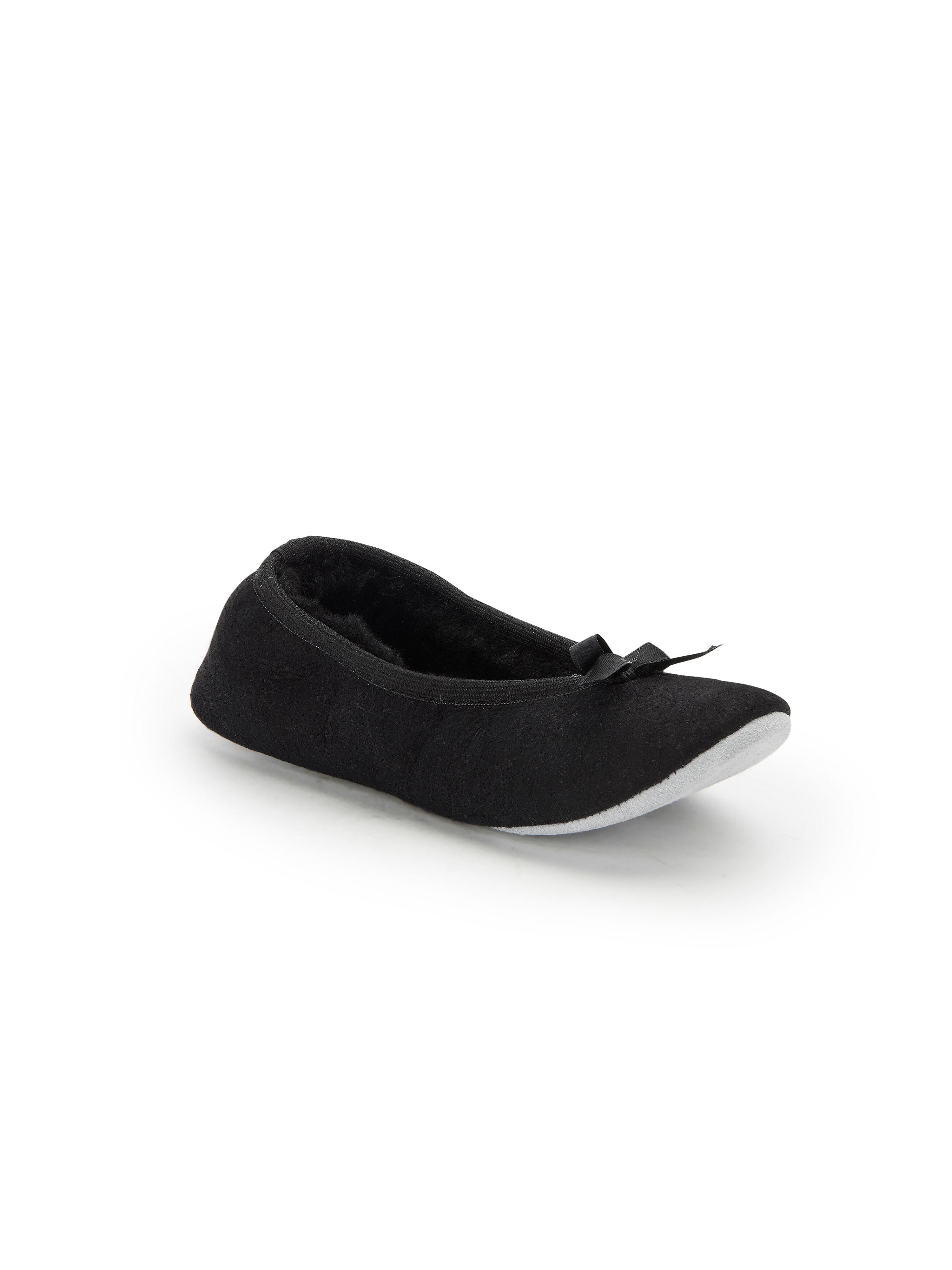 Shepherd - Femininer Ballerina - Schwarz Gute Qualität beliebte Schuhe