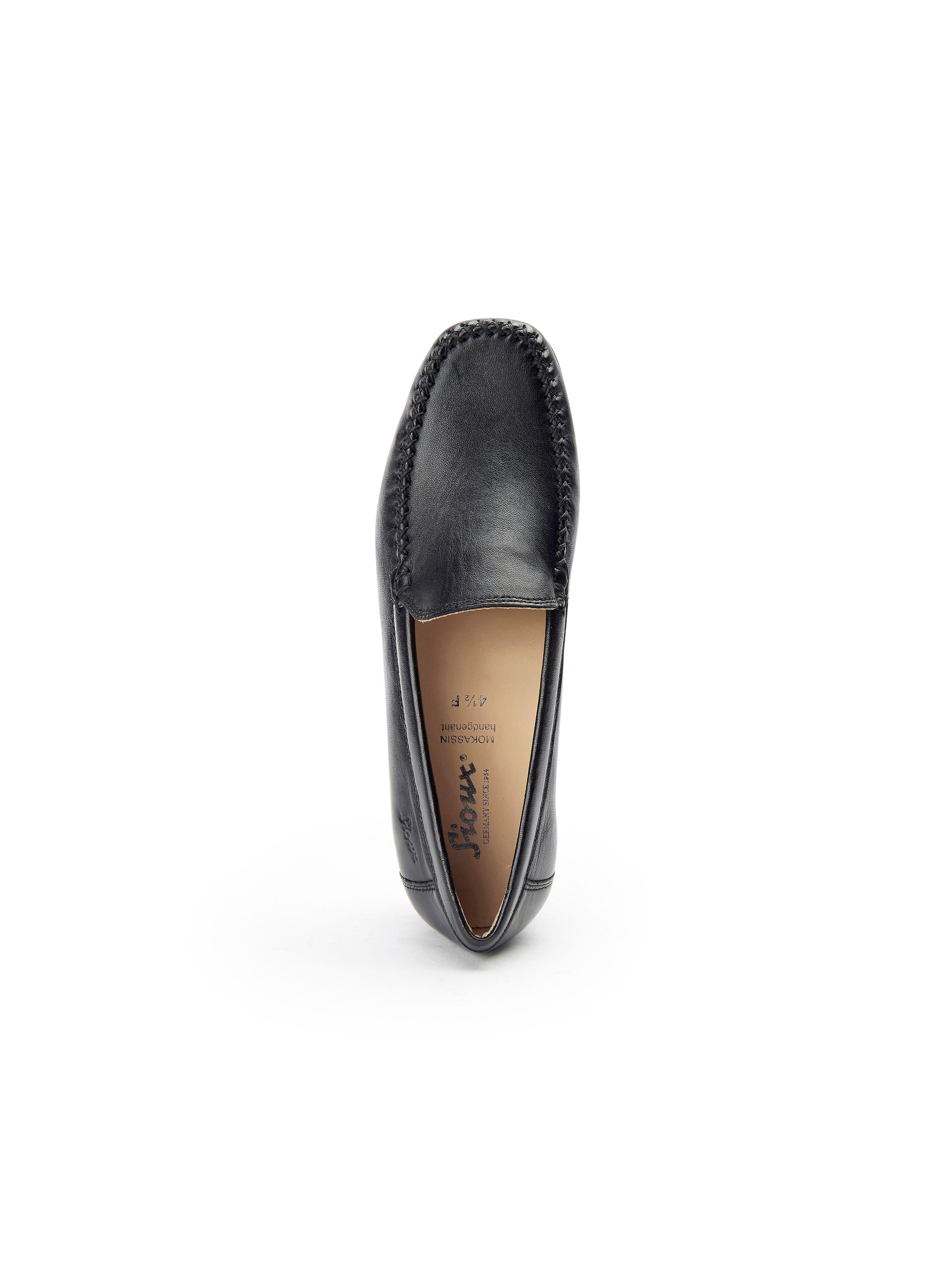 Sioux - Mokassin Campina beliebte - Schwarz Gute Qualität beliebte Campina Schuhe 8ba916