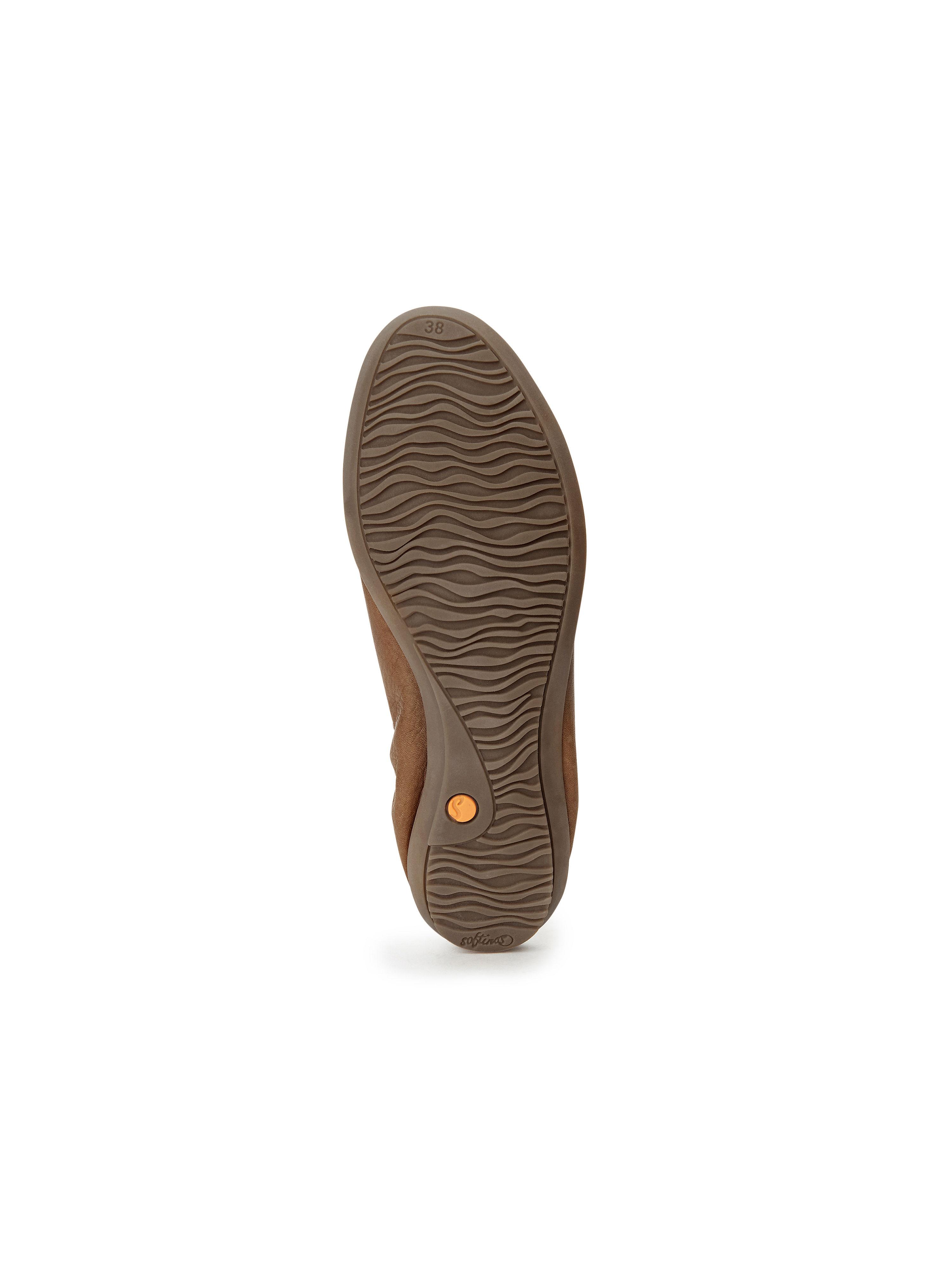 Softinos - - Ballerina aus 100% Leder - - Hellbraun Gute Qualität beliebte Schuhe 7bd48d