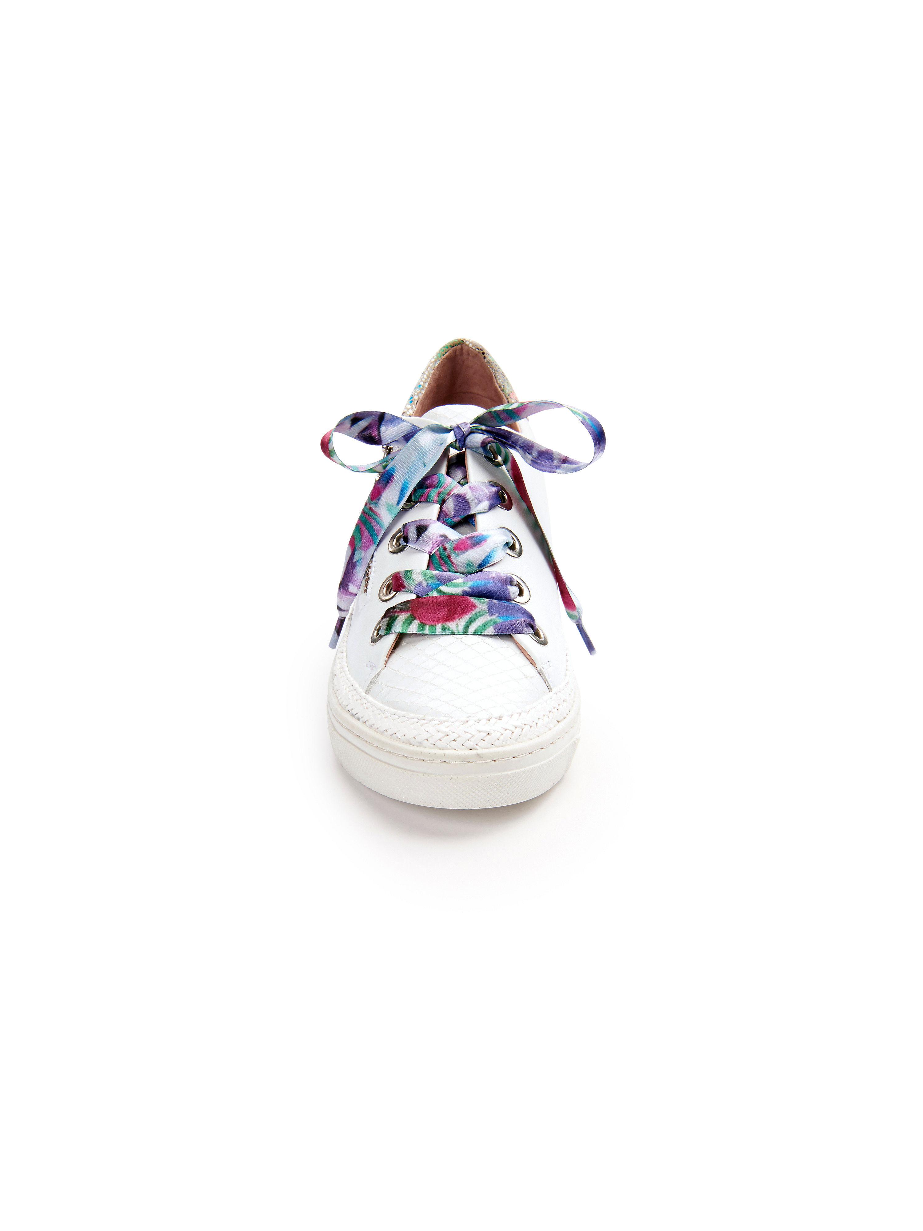 "Softwaves - leichter Qualität Sneaker ""Light Softy's"" - Weiß/Multicolor Gute Qualität leichter beliebte Schuhe 8b6bae"