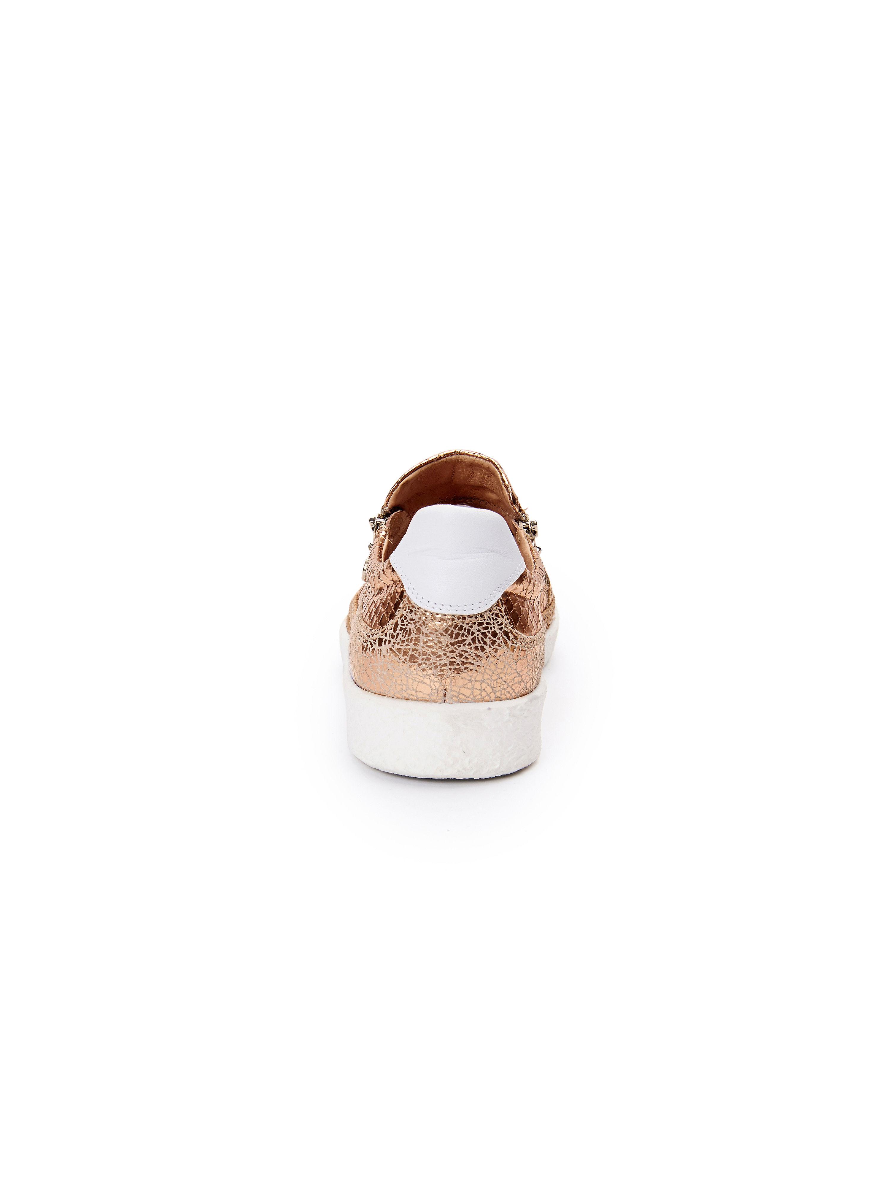 Softwaves - Slipper - Rose-Metallic/Weiß Schuhe Gute Qualität beliebte Schuhe Rose-Metallic/Weiß ff8230