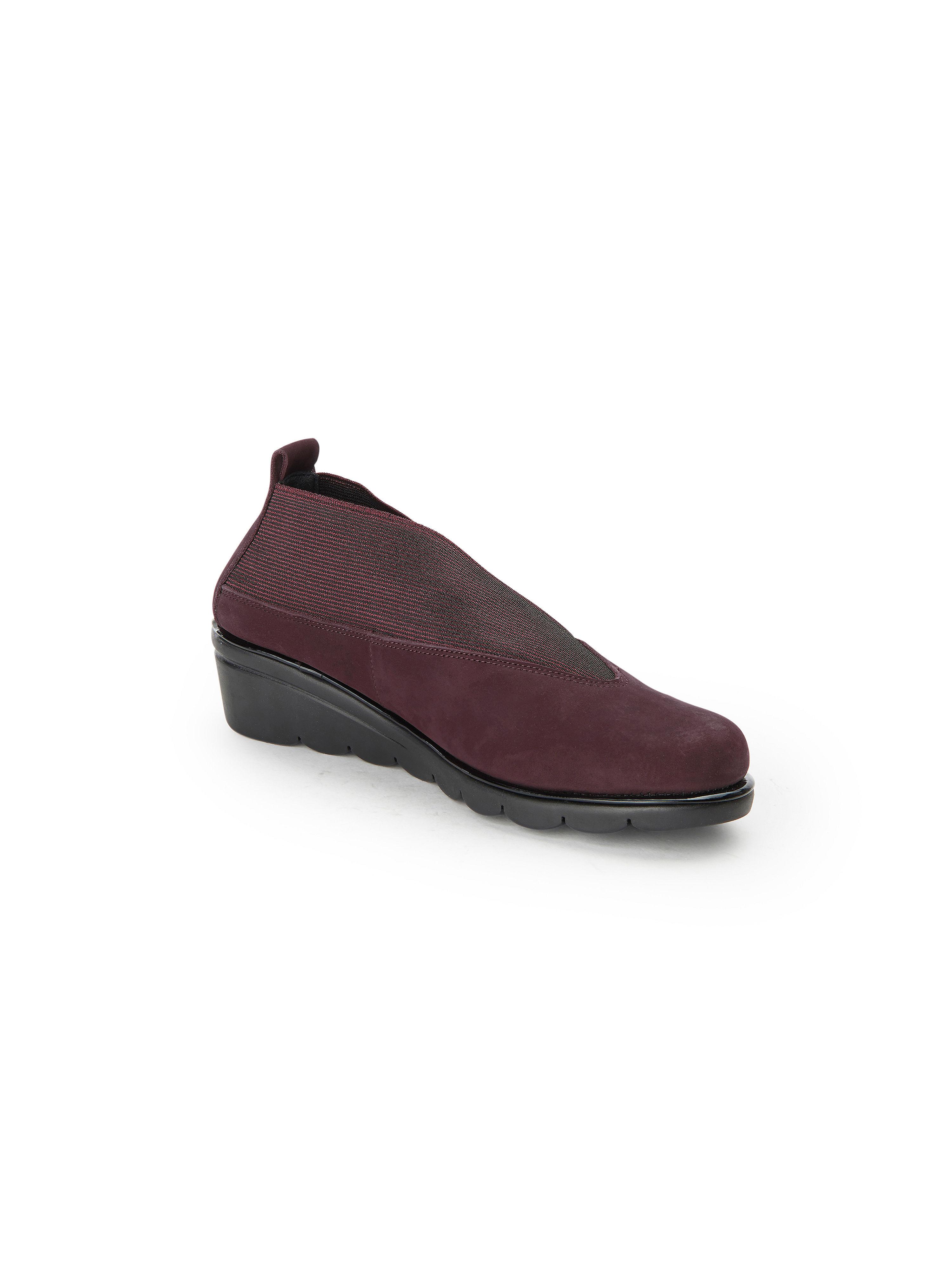 The Flexx - Halbschuh aus 100% Leder - Bordeaux Gute Qualität beliebte Schuhe