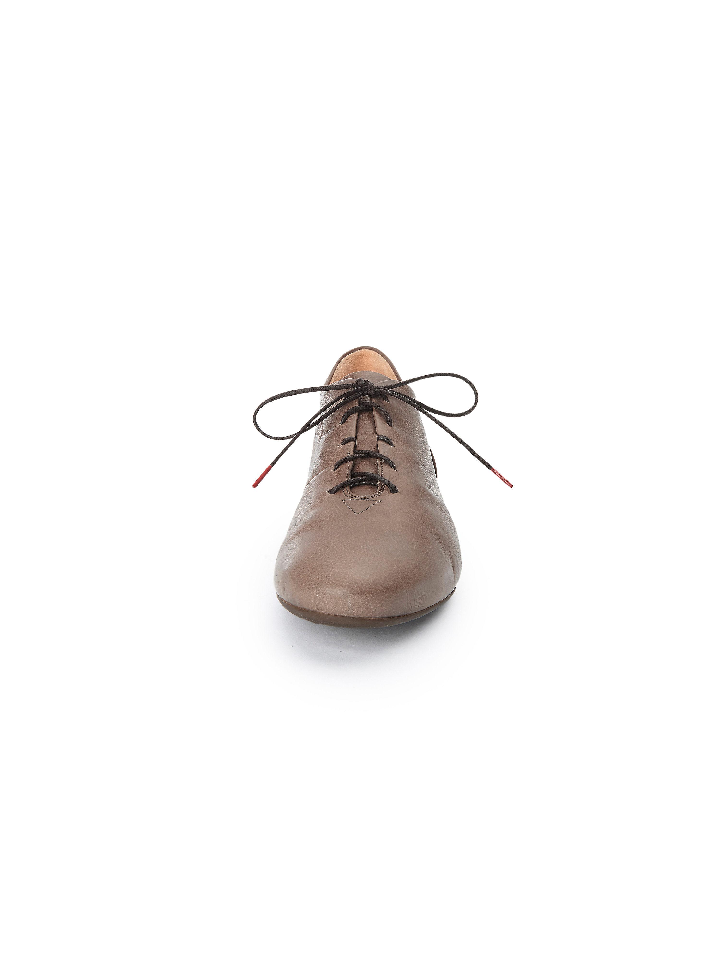 Think! - Schnürer Taupe aus 100% Leder - Taupe Schnürer Gute Qualität beliebte Schuhe 56bea2