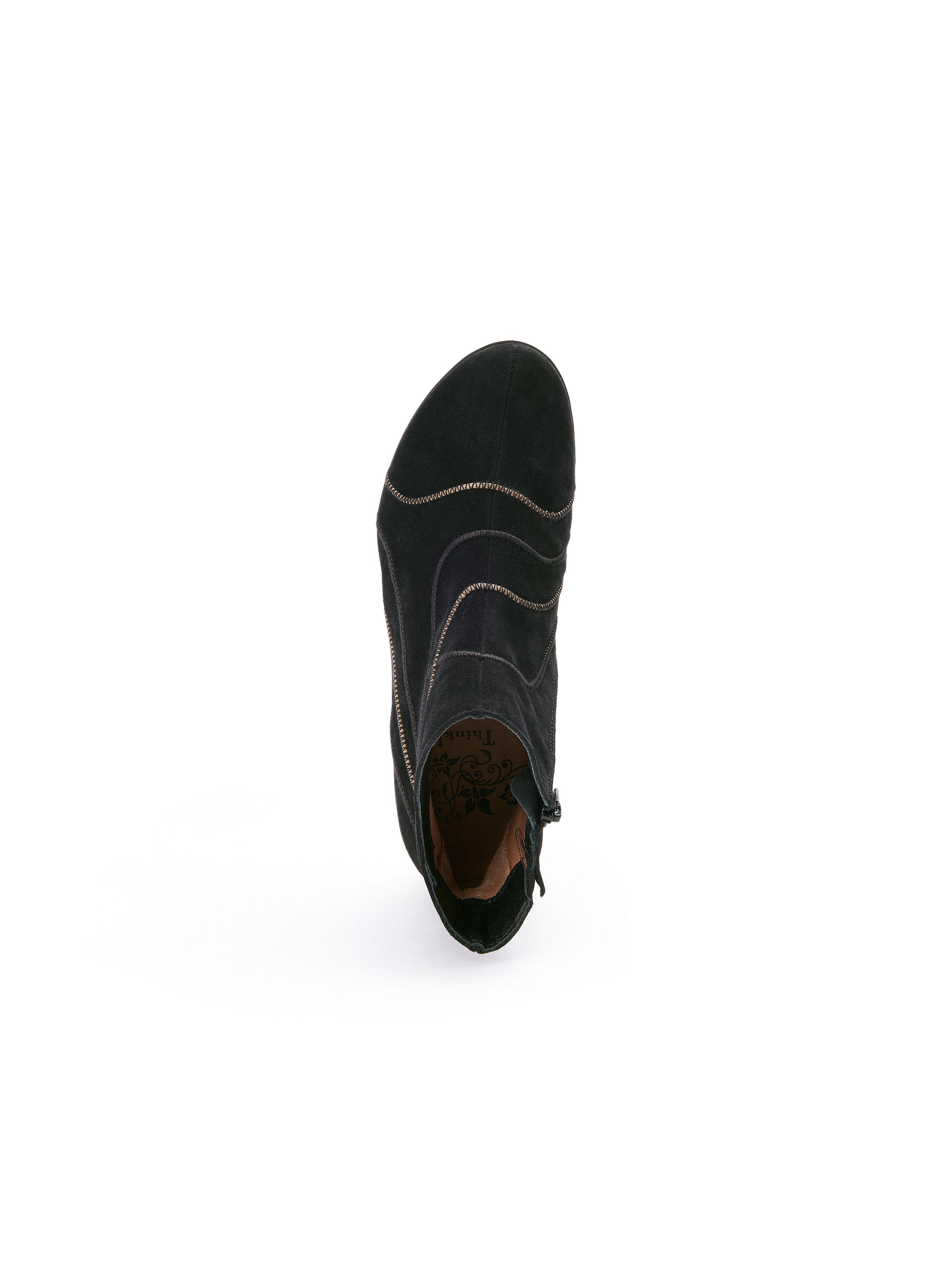 Think! Schwarz - Stiefelette KESHUEL - Schwarz Think! Gute Qualität beliebte Schuhe 979c9e