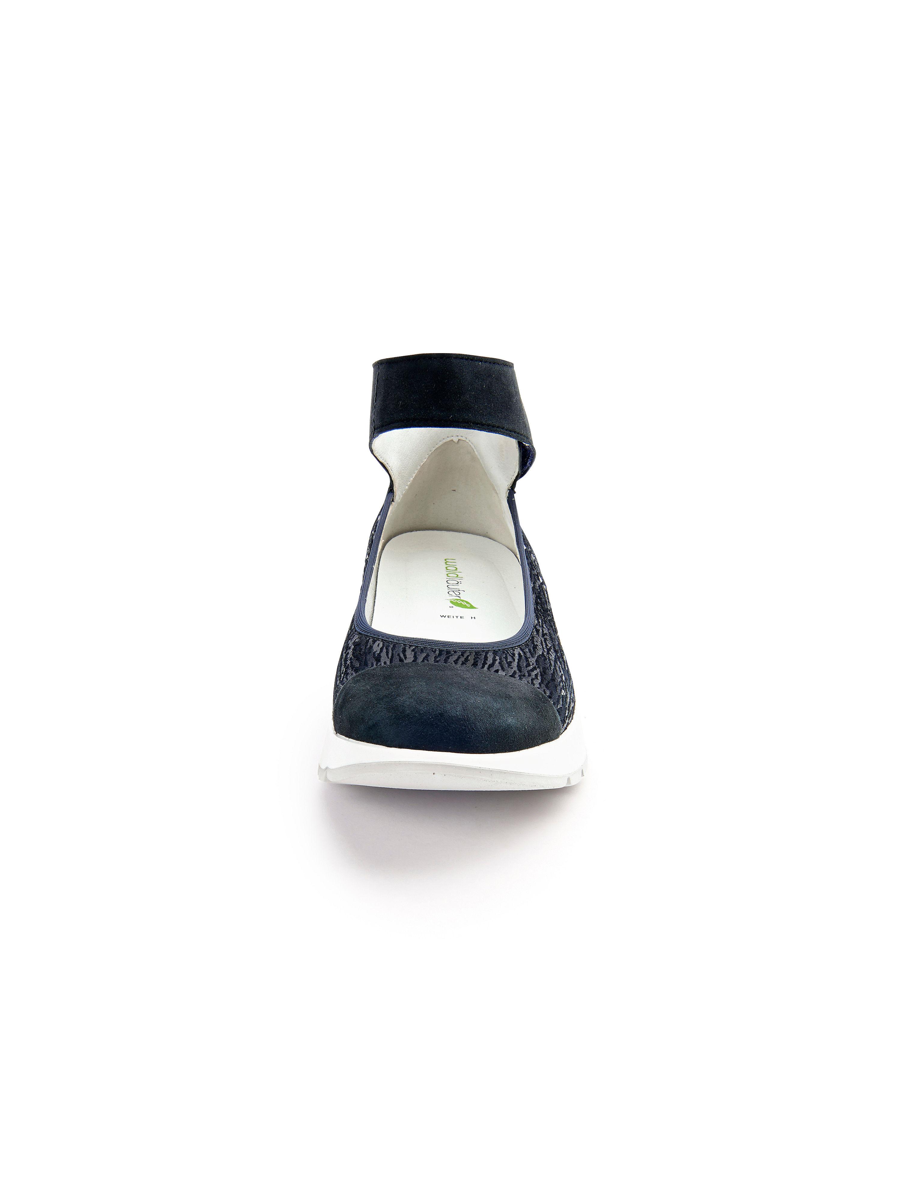 Waldläufer - Ballerina - Hoppy aus 100% Leder - Ballerina Marine Gute Qualität beliebte Schuhe ce2f7e