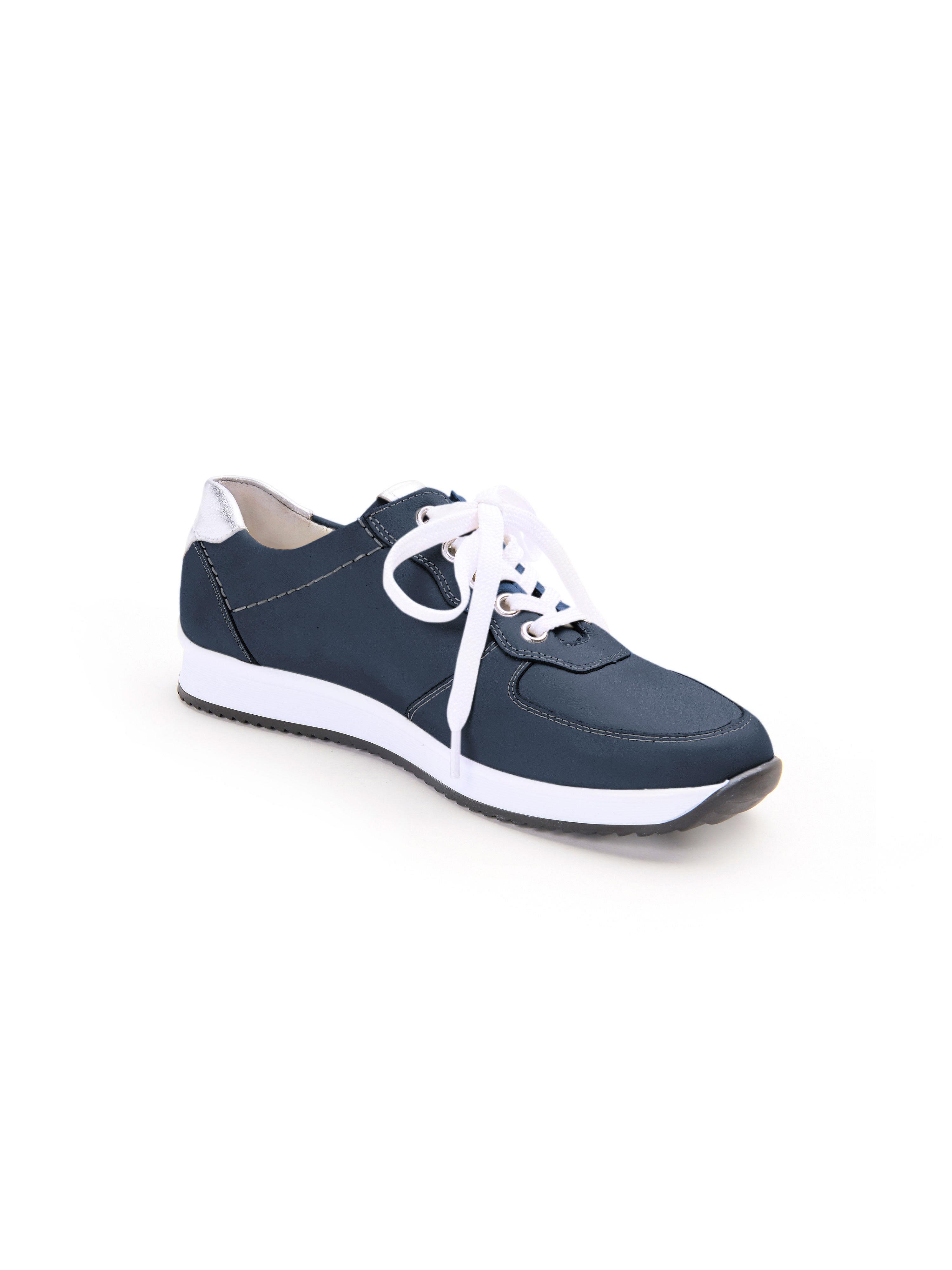 Waldläufer - Schnürer HAYDEN - Blau Gute Qualität beliebte Schuhe