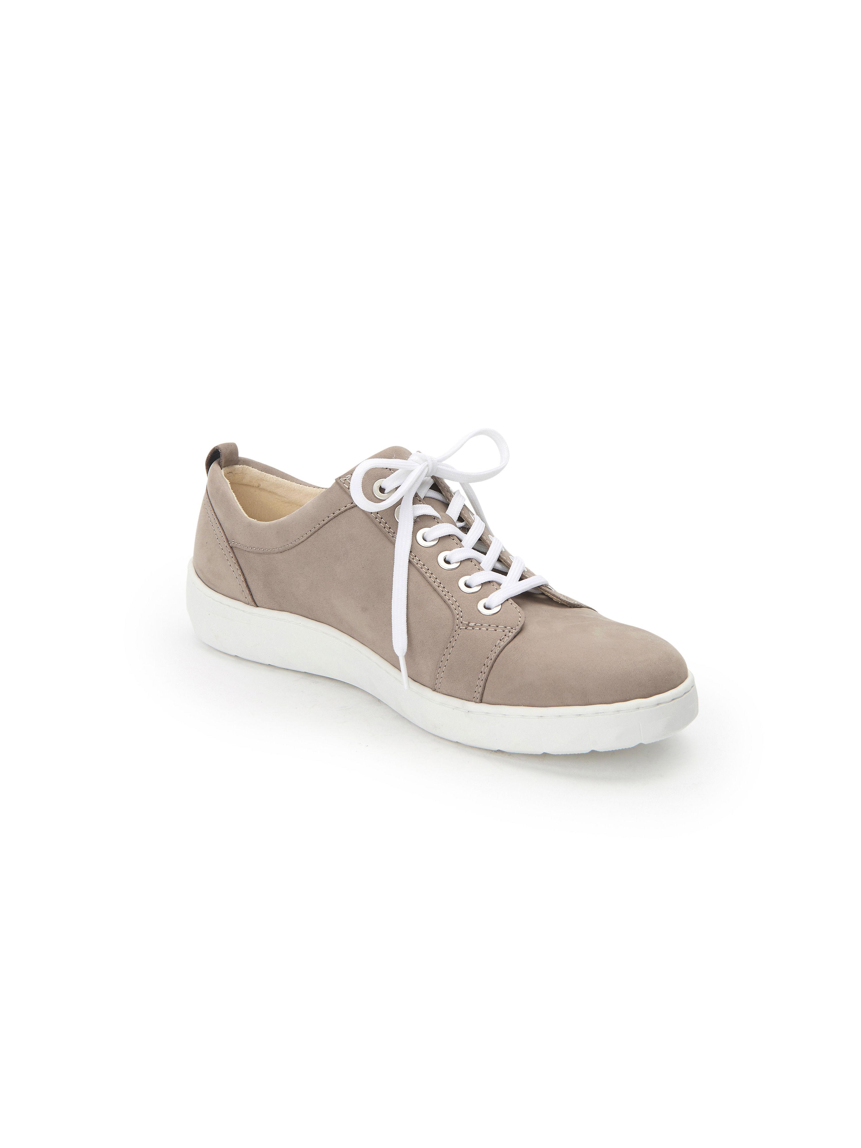 Waldläufer - Sneaker Herne aus 100% Leder - Sand Gute Qualität beliebte Schuhe