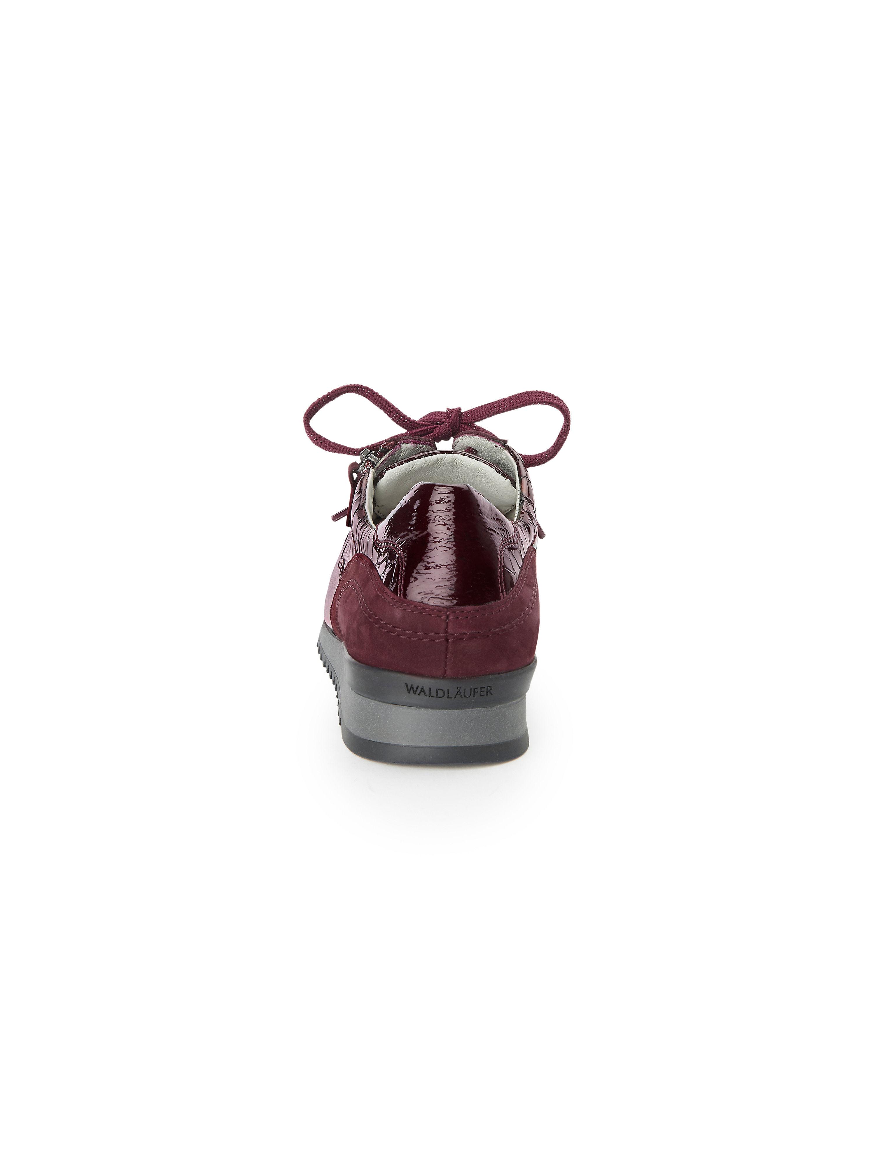 Waldläufer - Sneaker Hurly aus 100% Leder - Schuhe Bordeaux Gute Qualität beliebte Schuhe - c1bb56
