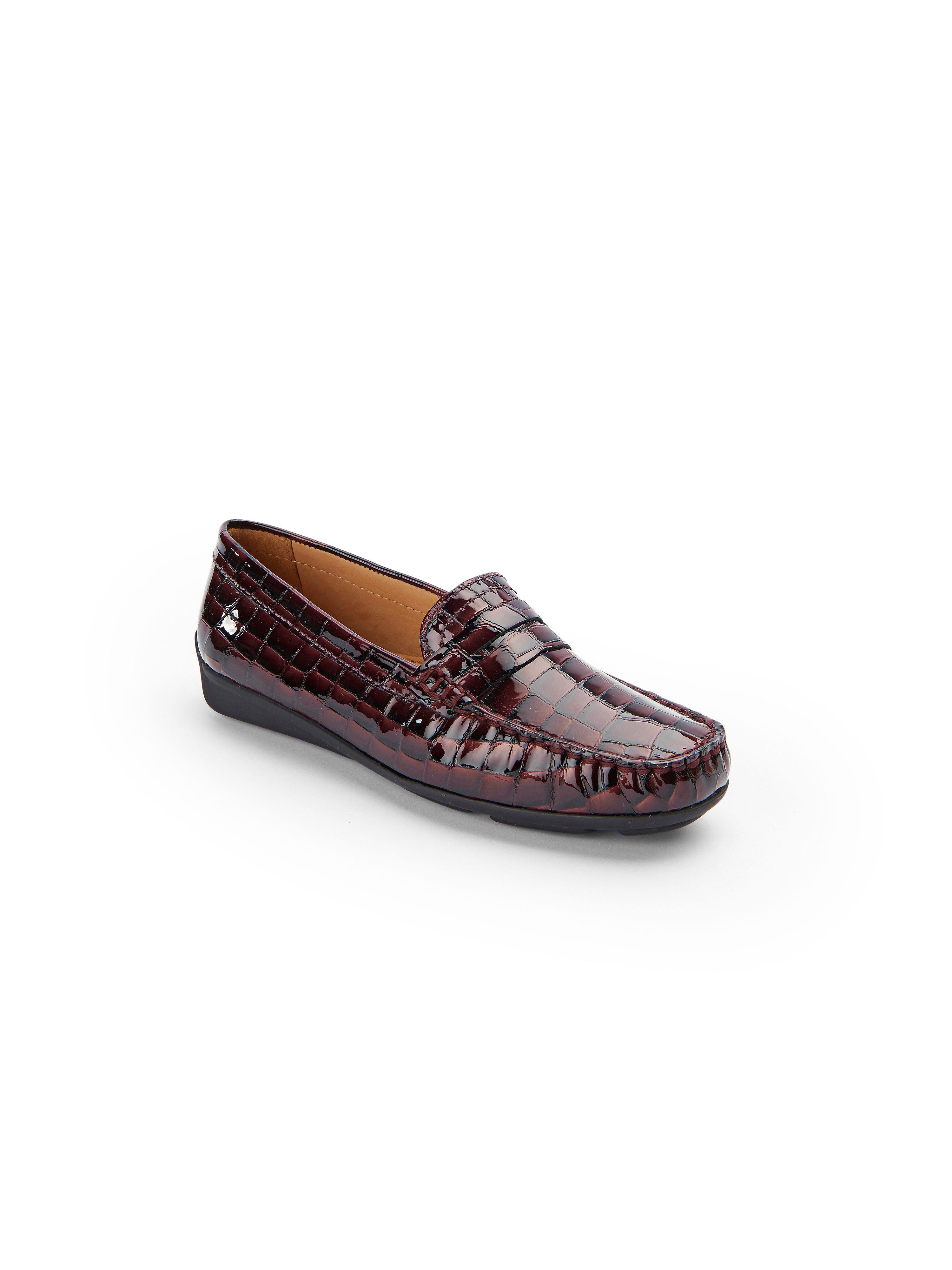 Wirth - Mokassin - Bordeaux Gute Qualität beliebte Schuhe