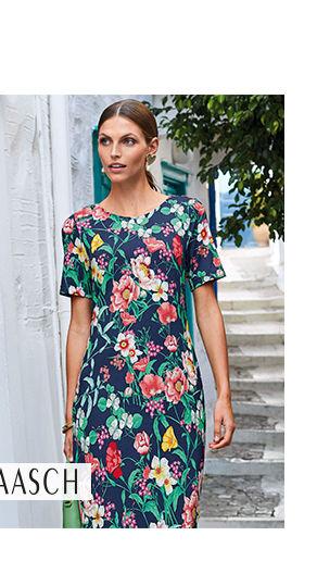 Jersey-Kleid mit 1/2-Arm (12074477)