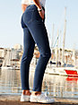 "Brax Feel Good - ""Feminine Fit"" 7/8 Jeans – Modell CAROLA S GALON"