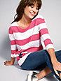 Brax Feel Good - Sweat jumper with 3/4-length sleeves