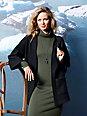 DAY.LIKE - La veste en pure laine Mérinos foulée