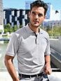 E.Muracchini - Polo shirt with 1/2-length sleeves