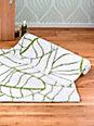Kleine Wolke - Badmat, ca. 60x60cm.